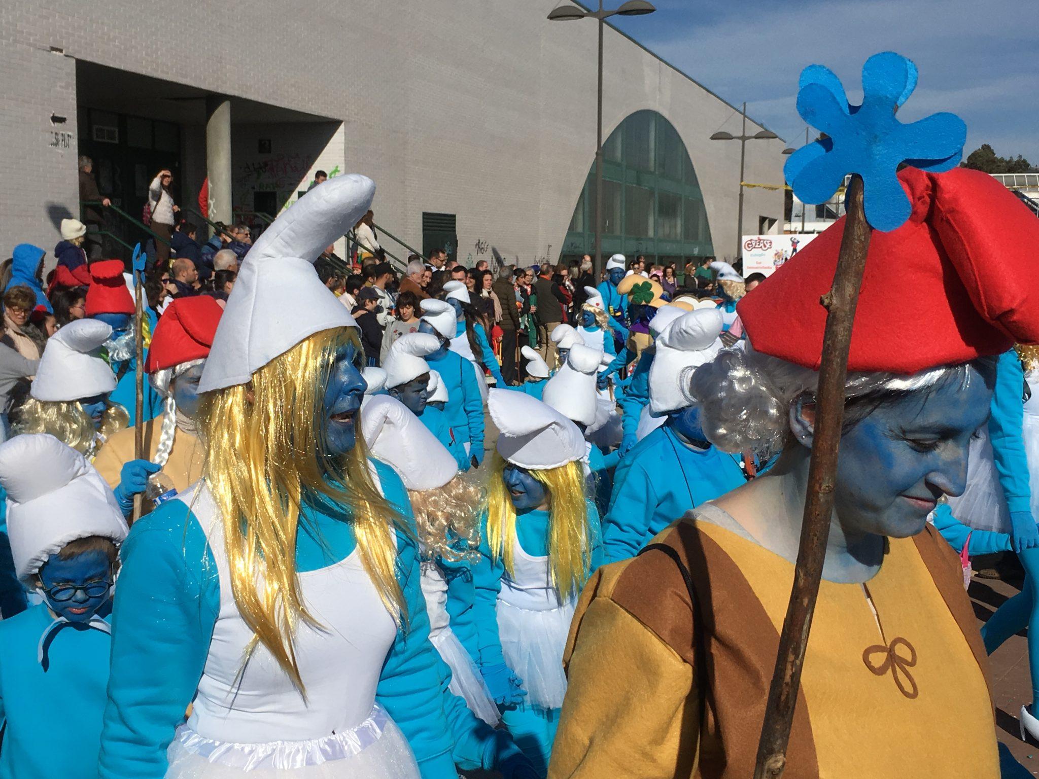 Álbum de fotos Carnaval infantil Ponferrada 2019 77