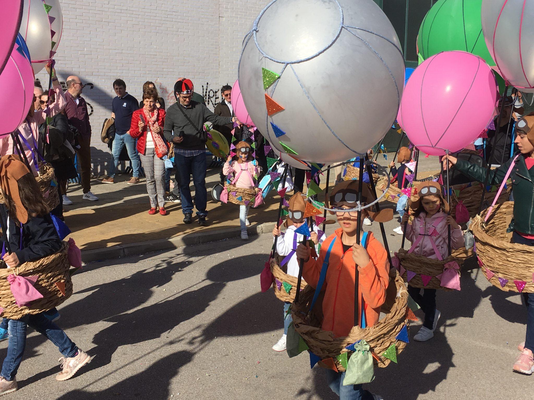 Álbum de fotos Carnaval infantil Ponferrada 2019 61