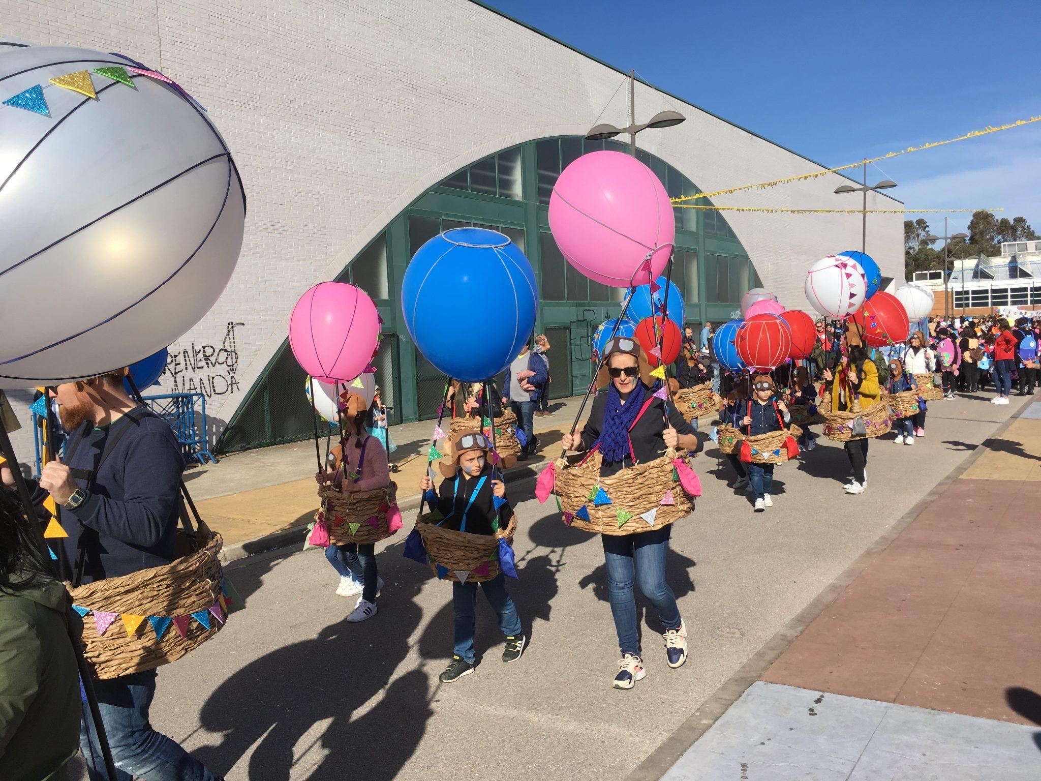 Álbum de fotos Carnaval infantil Ponferrada 2019 57