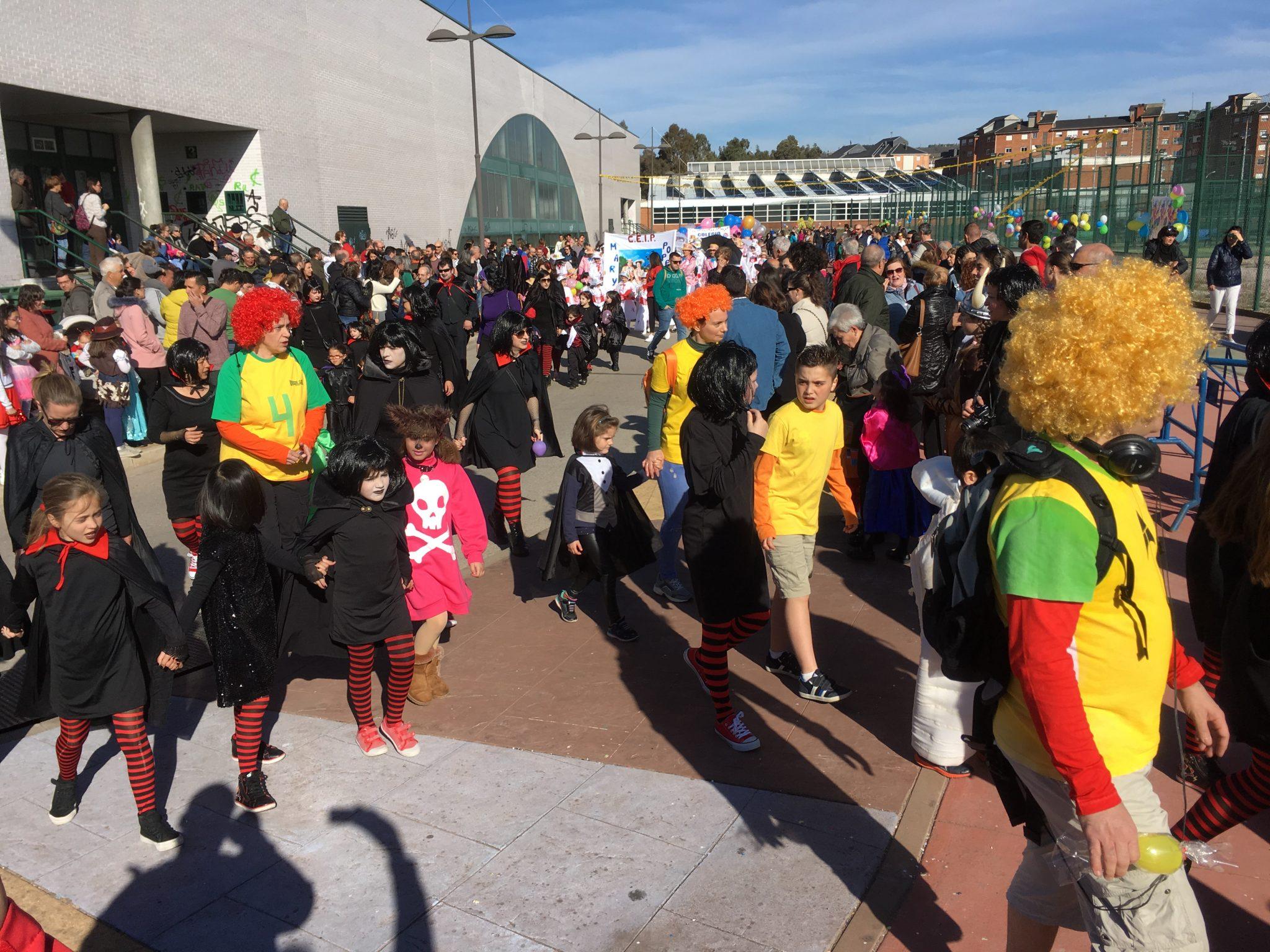Álbum de fotos Carnaval infantil Ponferrada 2019 66