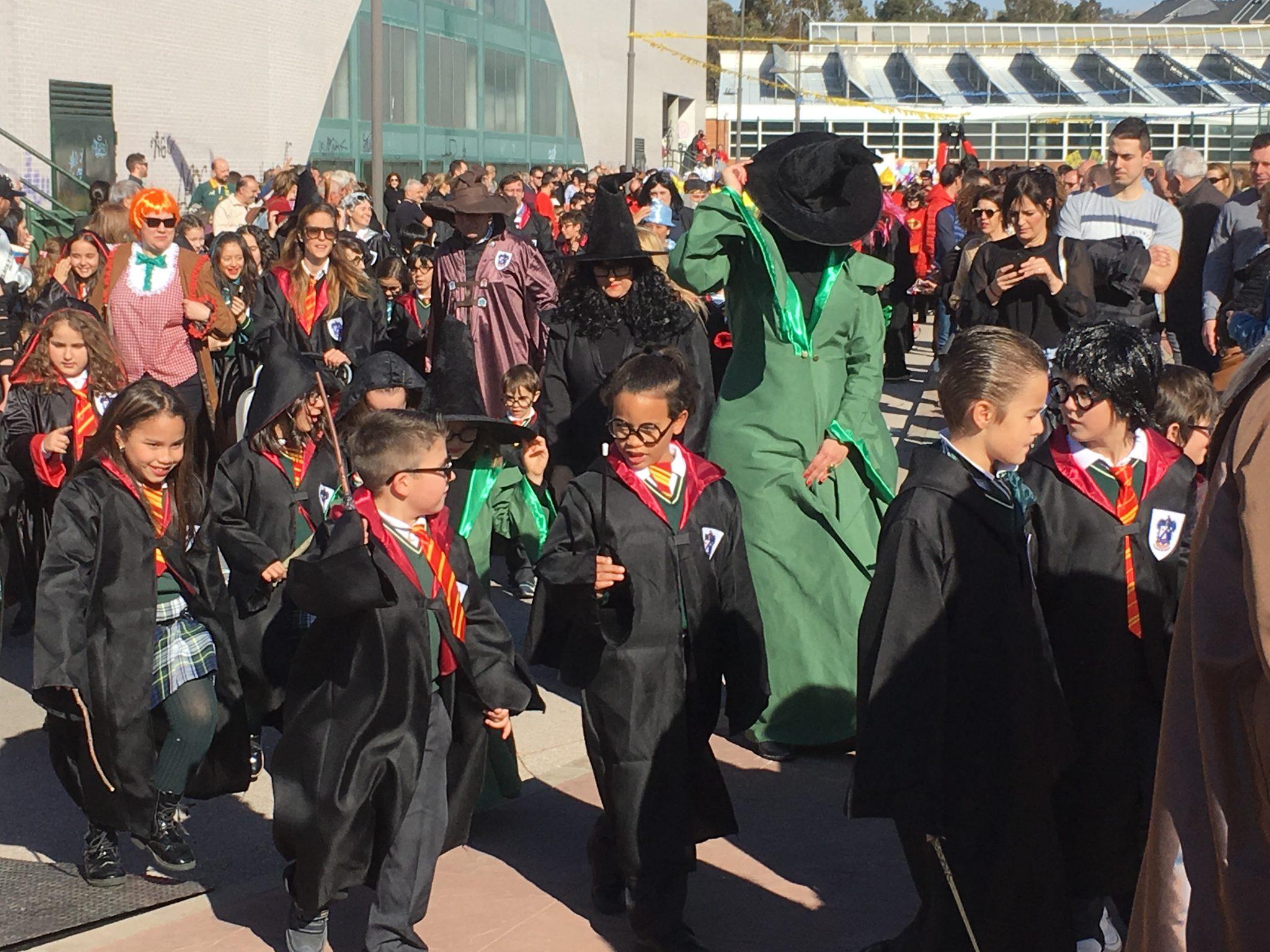 Álbum de fotos Carnaval infantil Ponferrada 2019 43