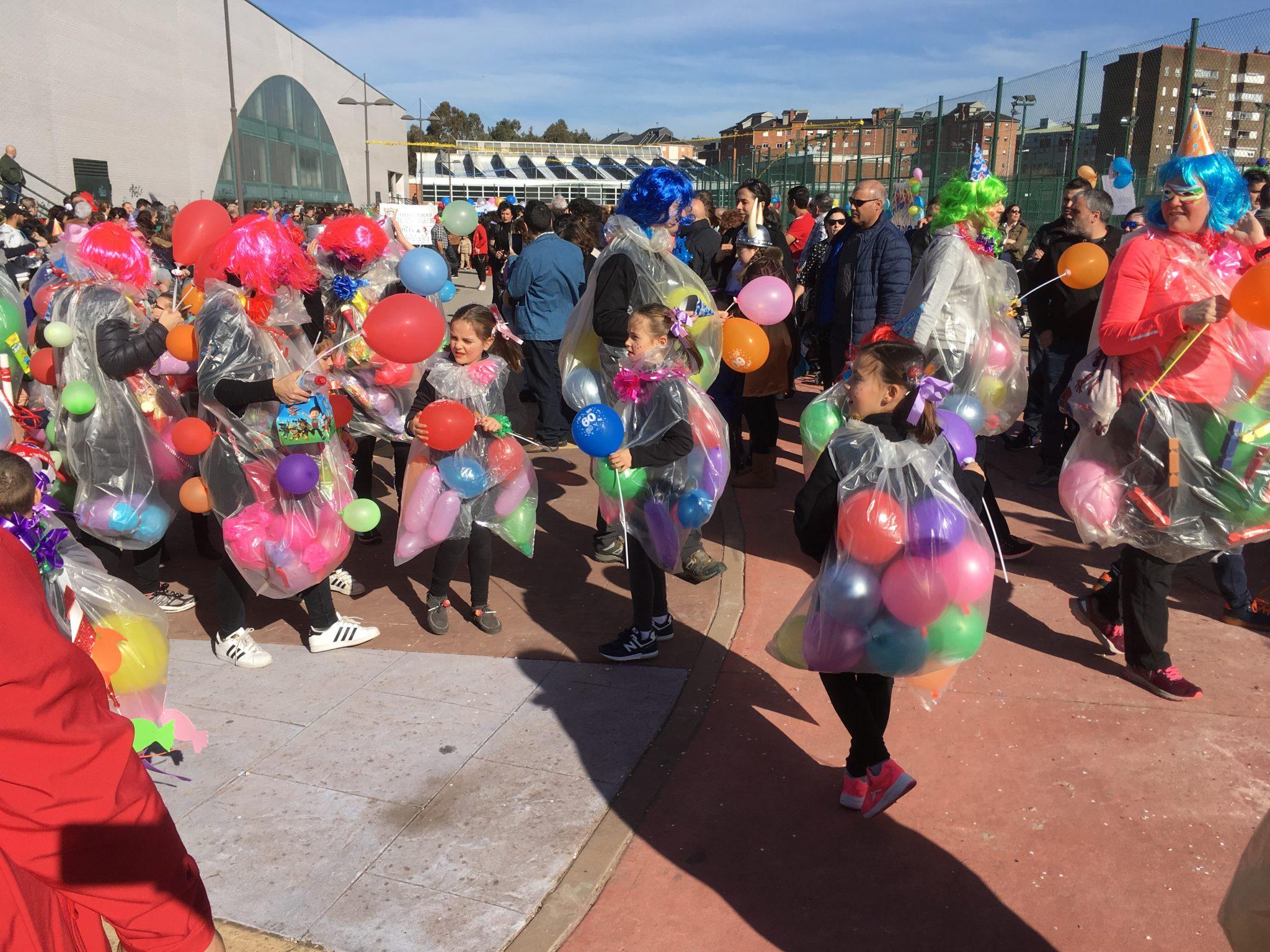Álbum de fotos Carnaval infantil Ponferrada 2019 70