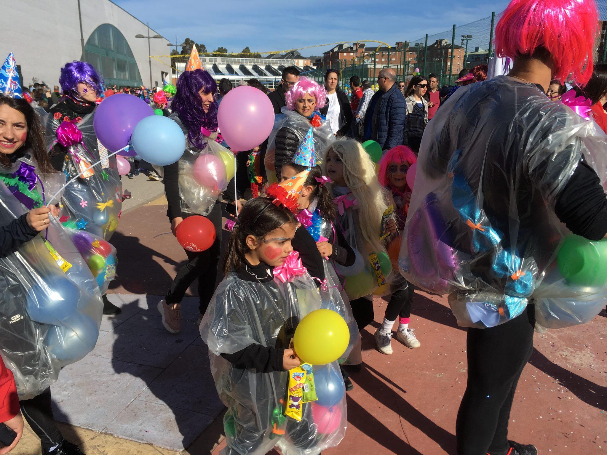 Álbum de fotos Carnaval infantil Ponferrada 2019 30