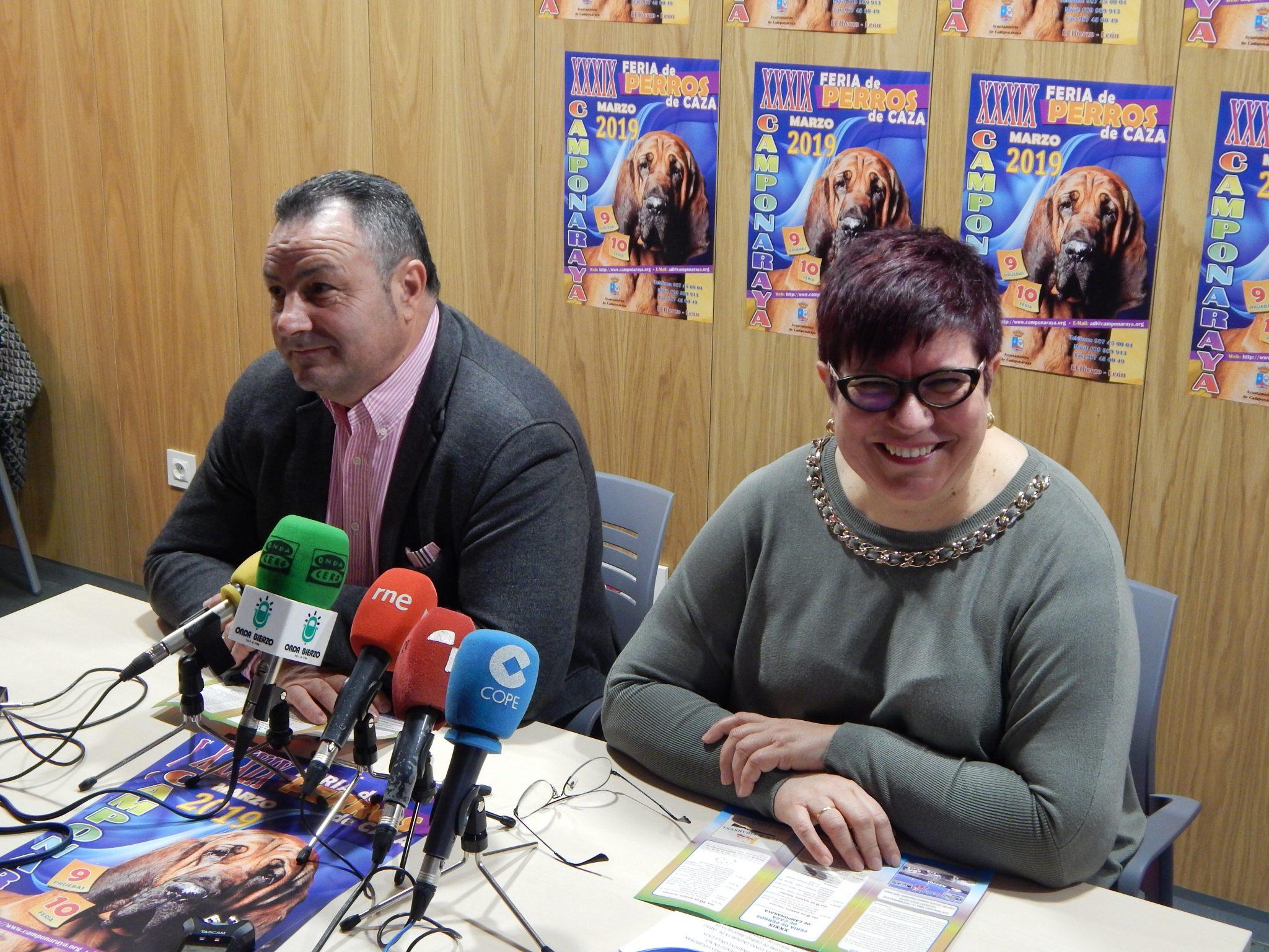 XXXIX Feria de Perros de Caza de Camponaraya 2