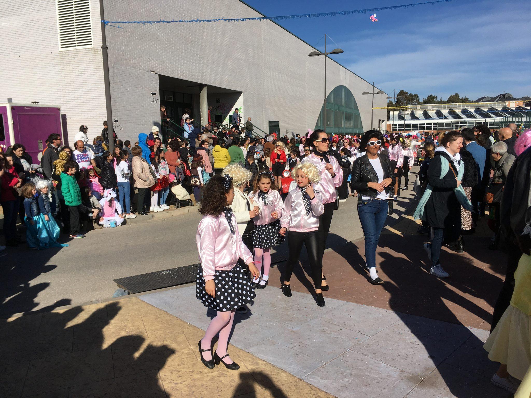 Álbum de fotos Carnaval infantil Ponferrada 2019 76