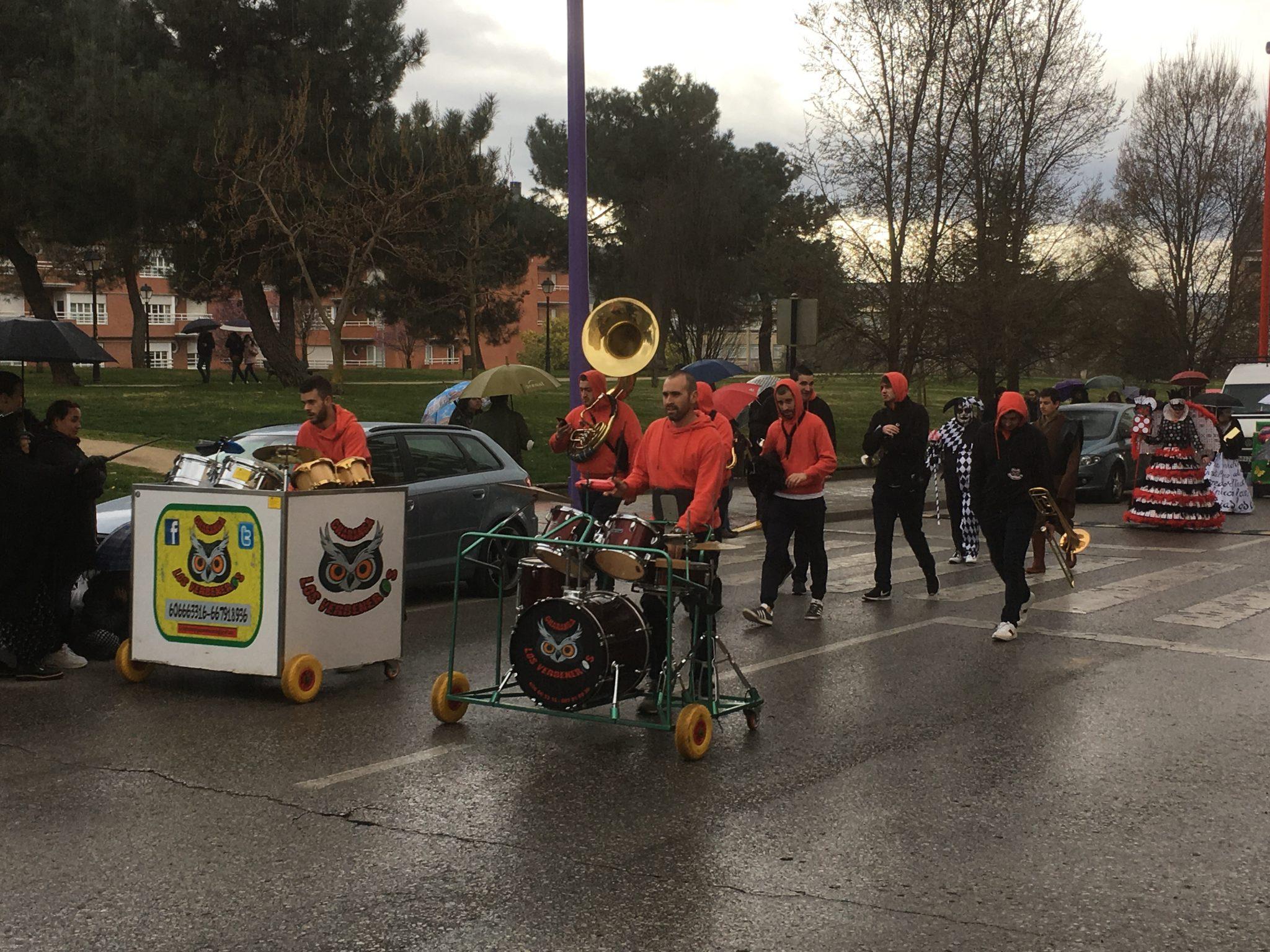 Álbum de fotos del martes de Carnaval 2019 en Ponferrada 2