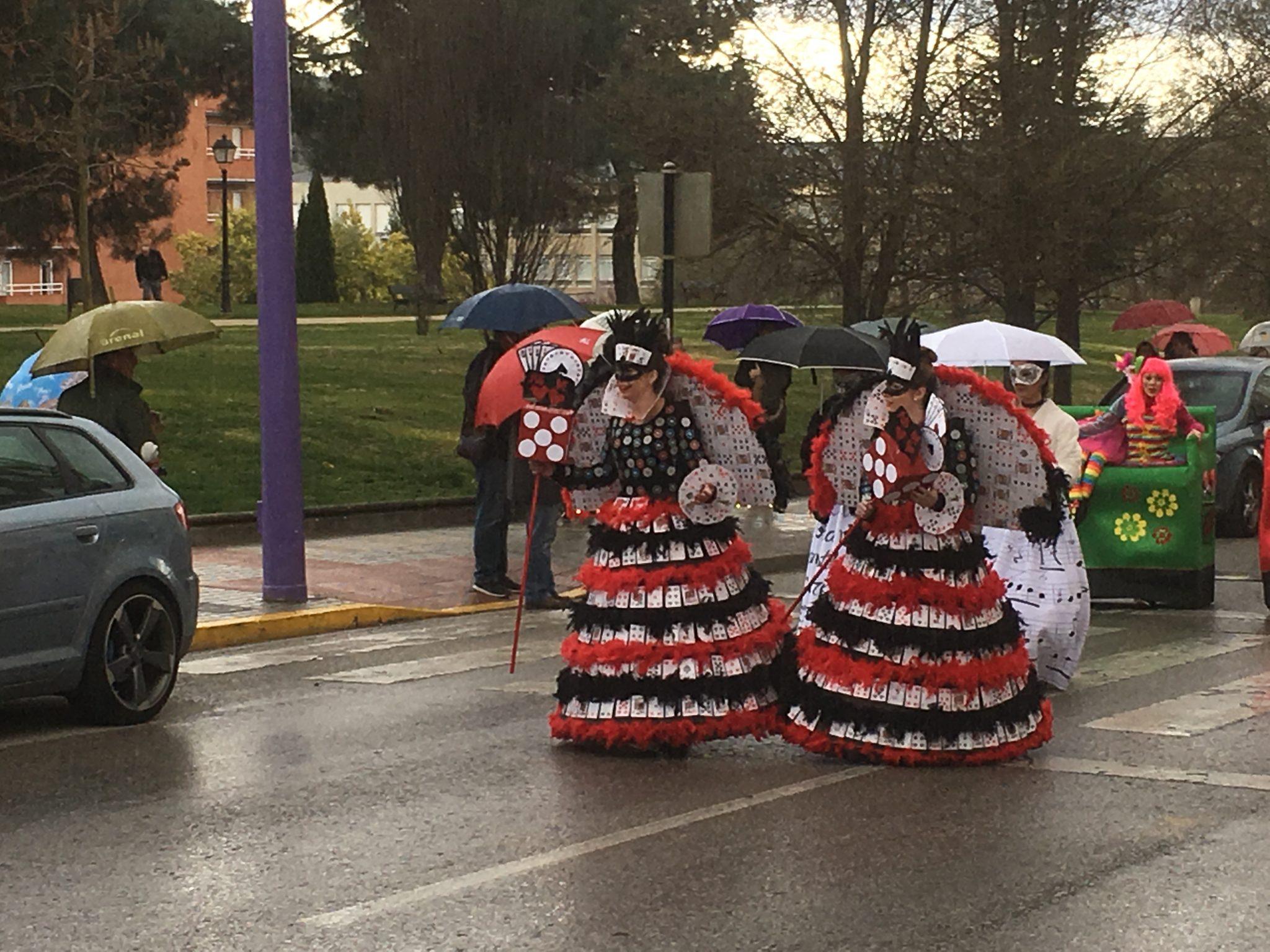 Álbum de fotos del martes de Carnaval 2019 en Ponferrada 69