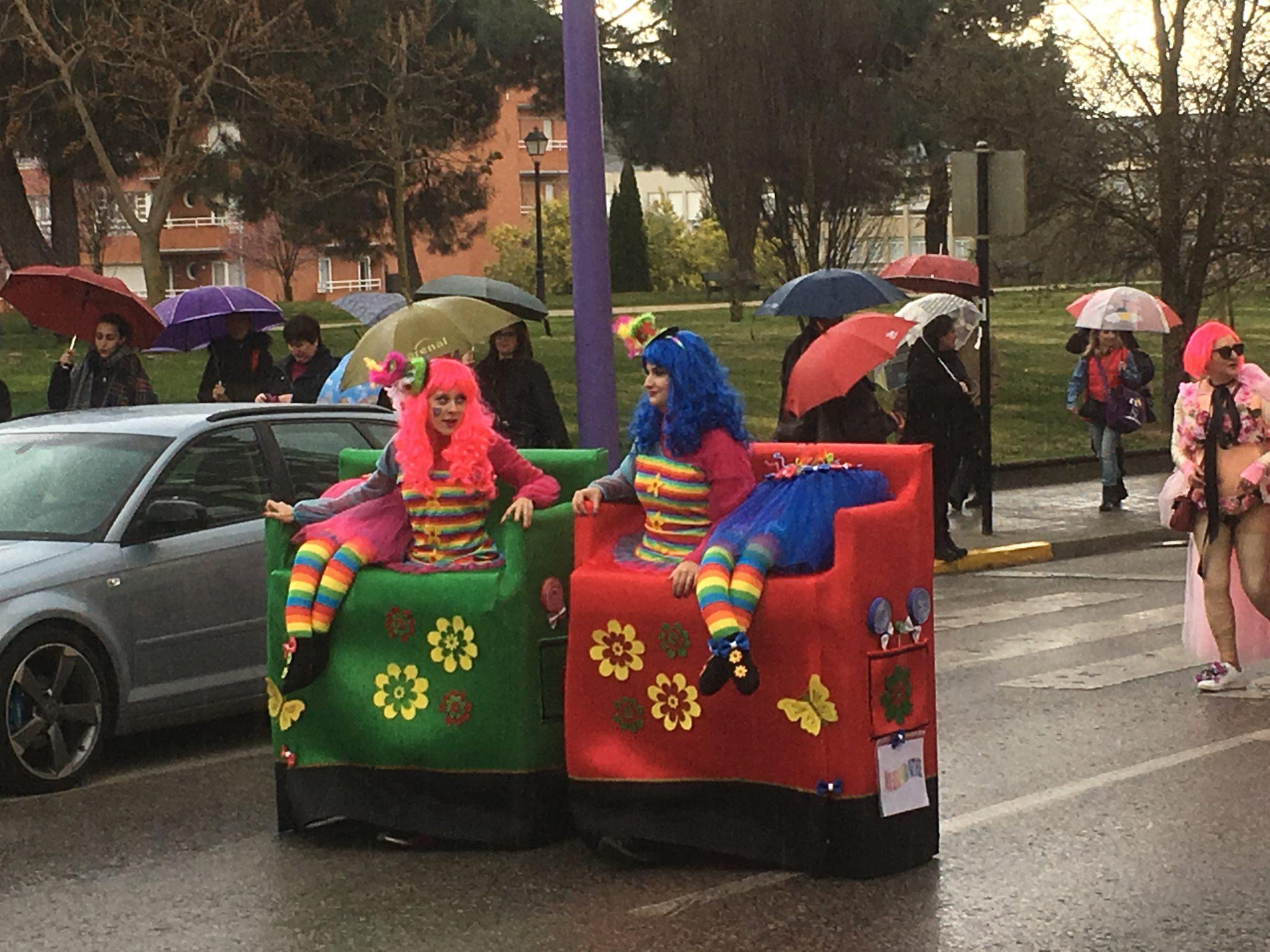 Álbum de fotos del martes de Carnaval 2019 en Ponferrada 68