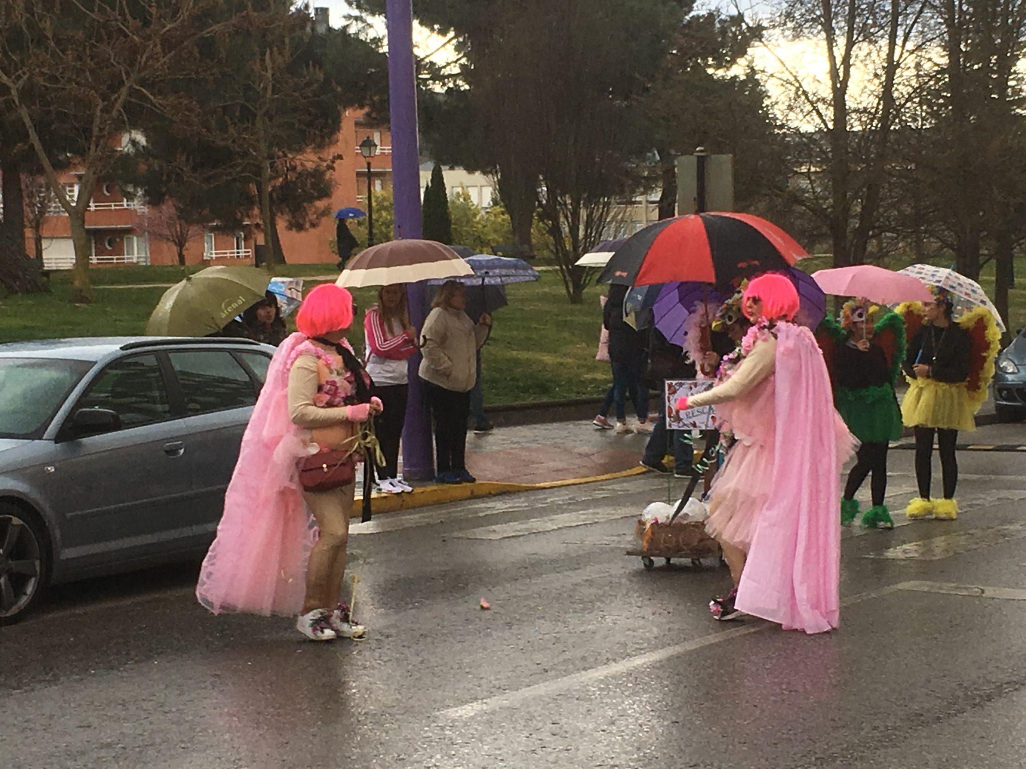 Álbum de fotos del martes de Carnaval 2019 en Ponferrada 67
