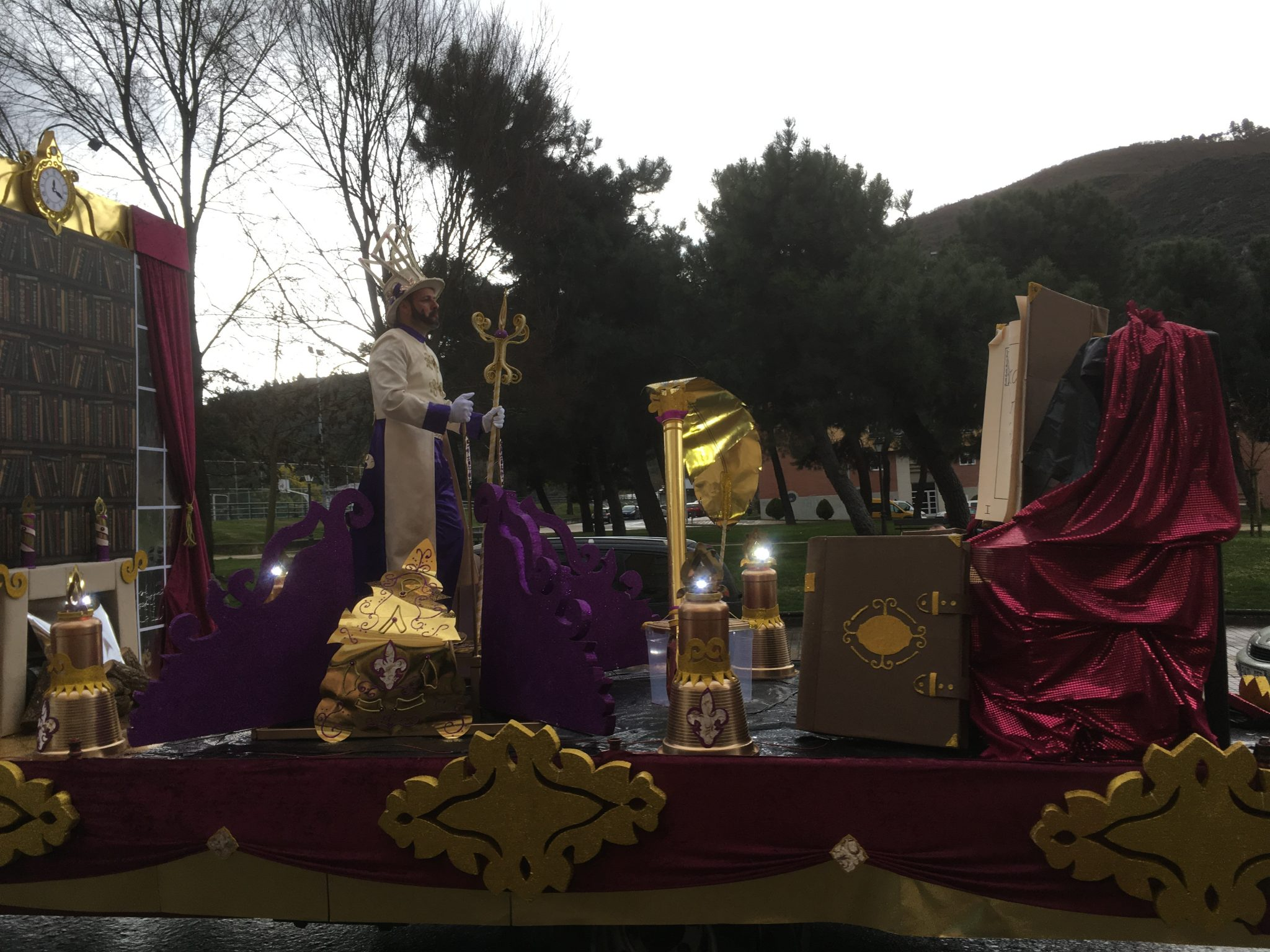 Álbum de fotos del martes de Carnaval 2019 en Ponferrada 65