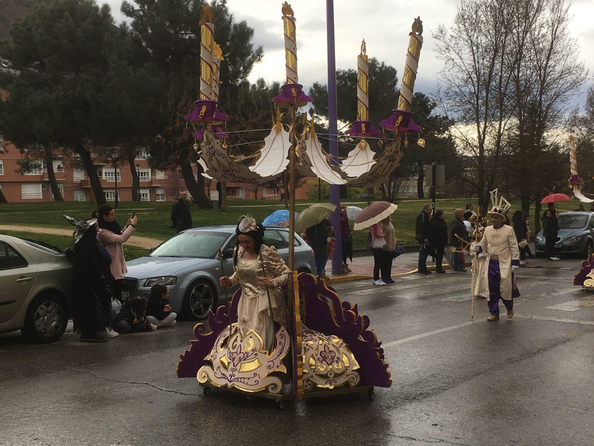 Álbum de fotos del martes de Carnaval 2019 en Ponferrada 64