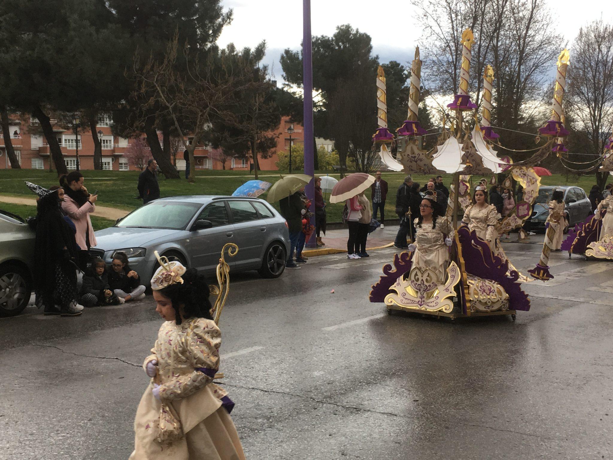 Álbum de fotos del martes de Carnaval 2019 en Ponferrada 63