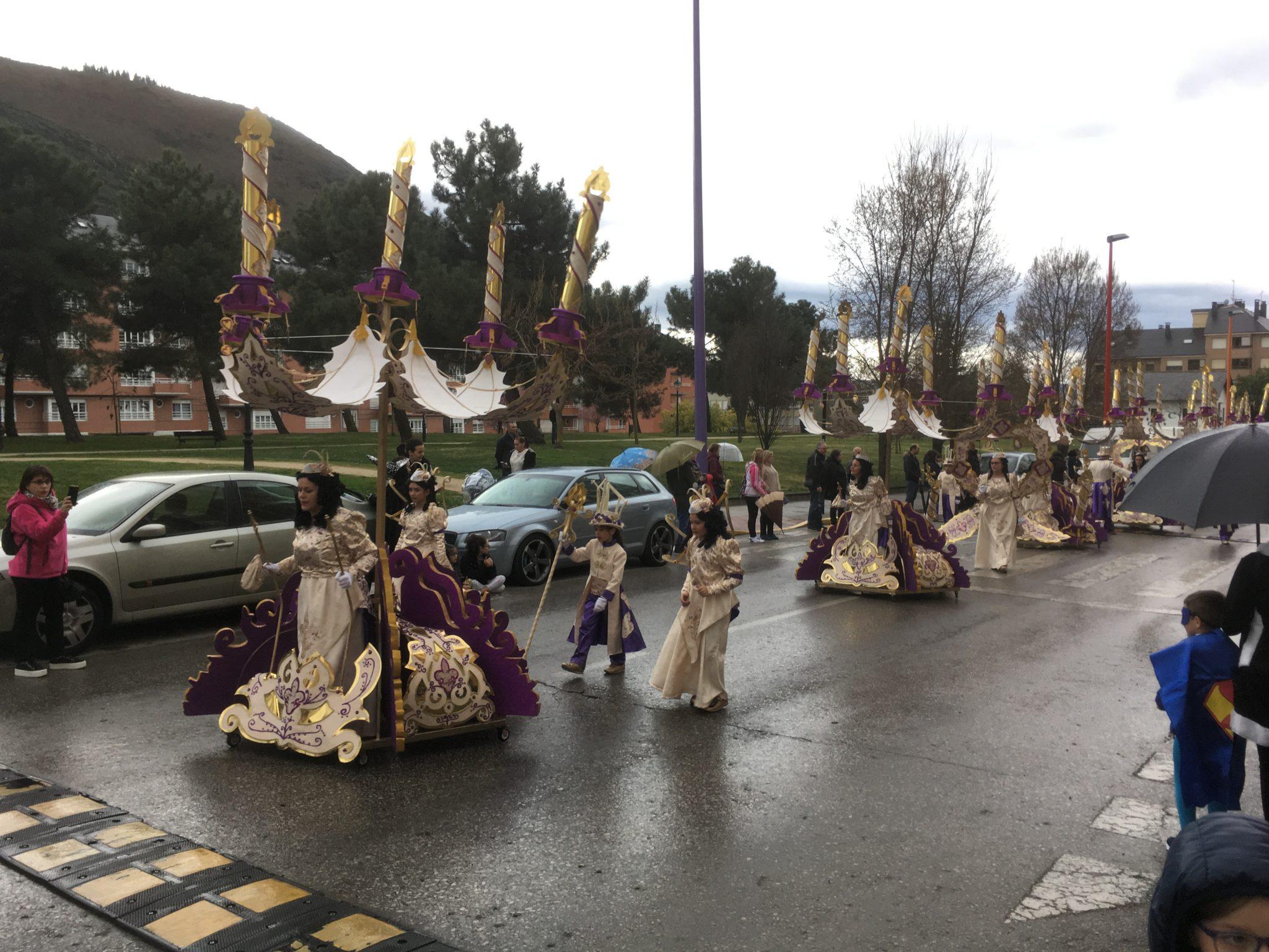 Álbum de fotos del martes de Carnaval 2019 en Ponferrada 62