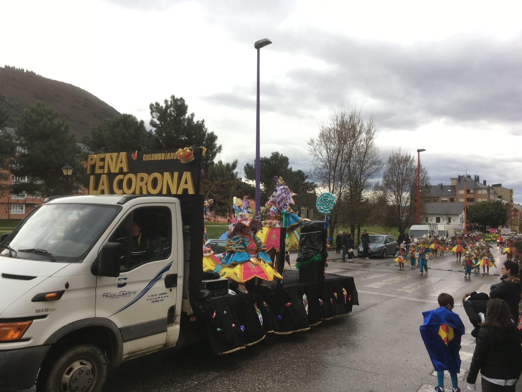 Álbum de fotos del martes de Carnaval 2019 en Ponferrada 61