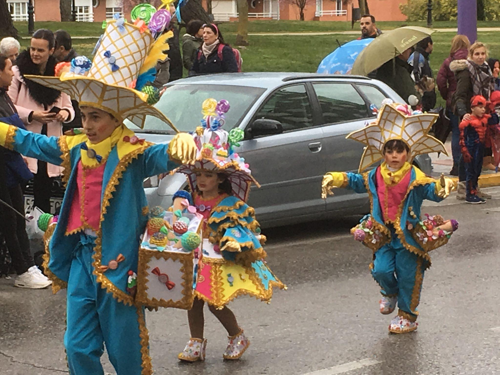 Álbum de fotos del martes de Carnaval 2019 en Ponferrada 59