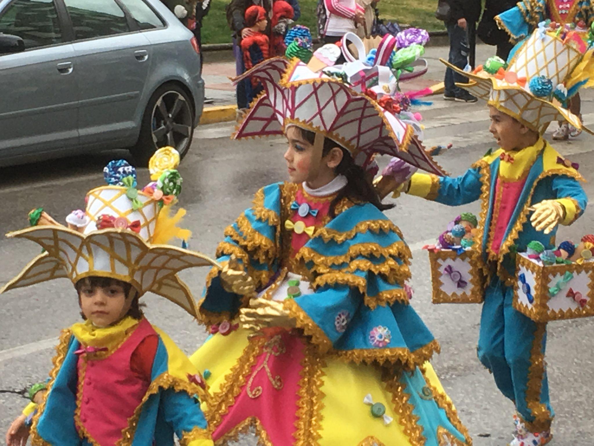 Álbum de fotos del martes de Carnaval 2019 en Ponferrada 58