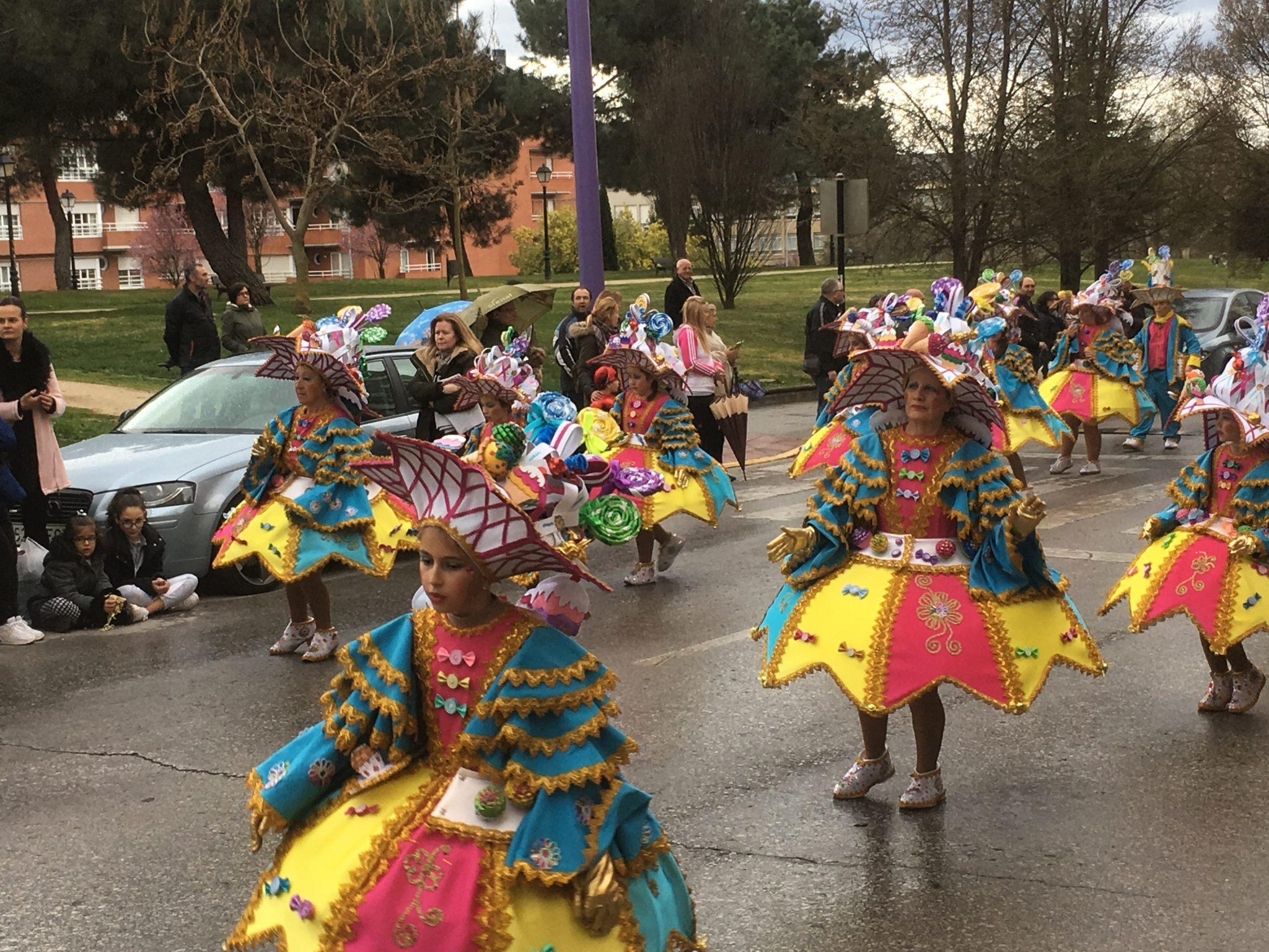 Álbum de fotos del martes de Carnaval 2019 en Ponferrada 56