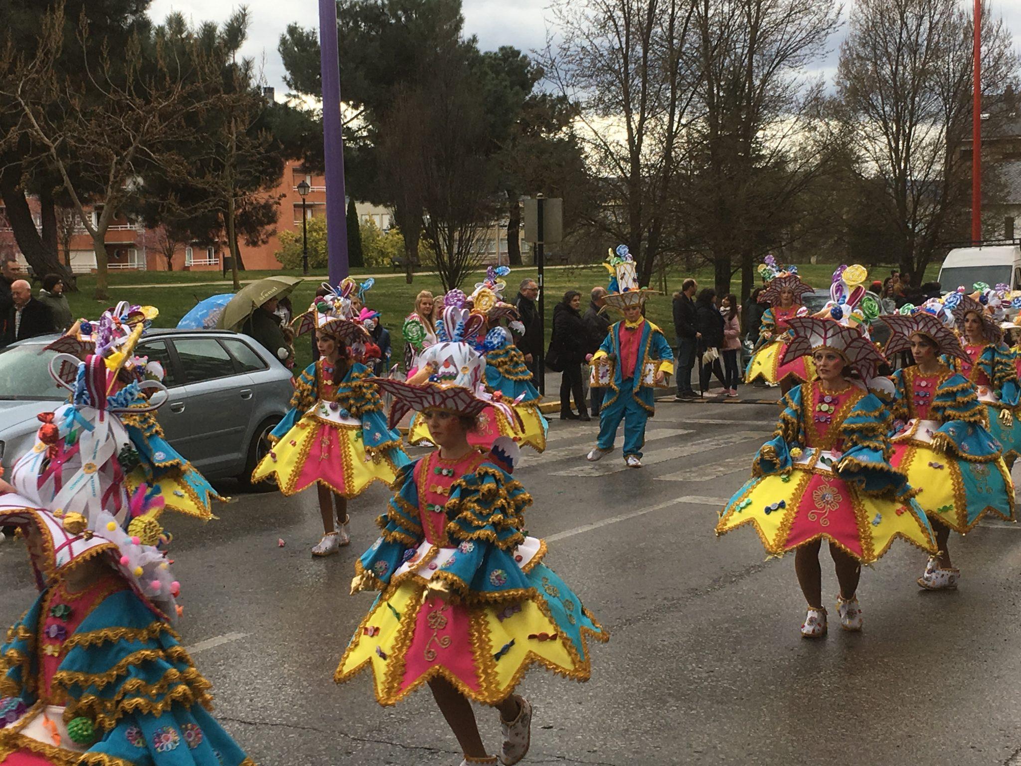 Álbum de fotos del martes de Carnaval 2019 en Ponferrada 55