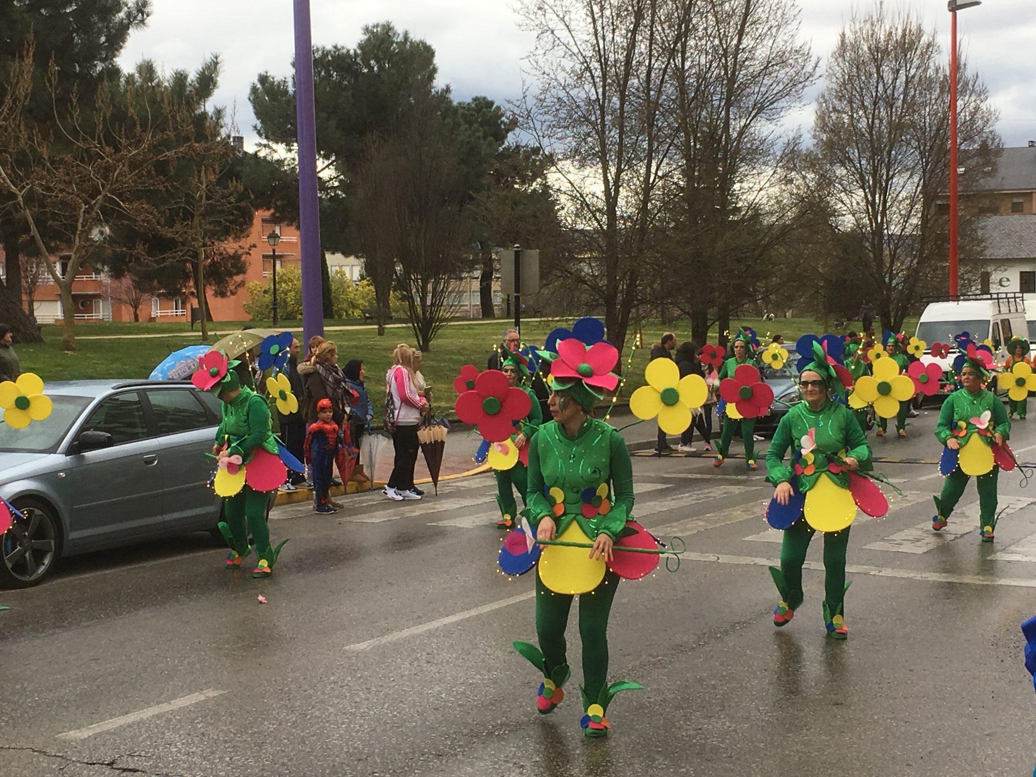 Álbum de fotos del martes de Carnaval 2019 en Ponferrada 54