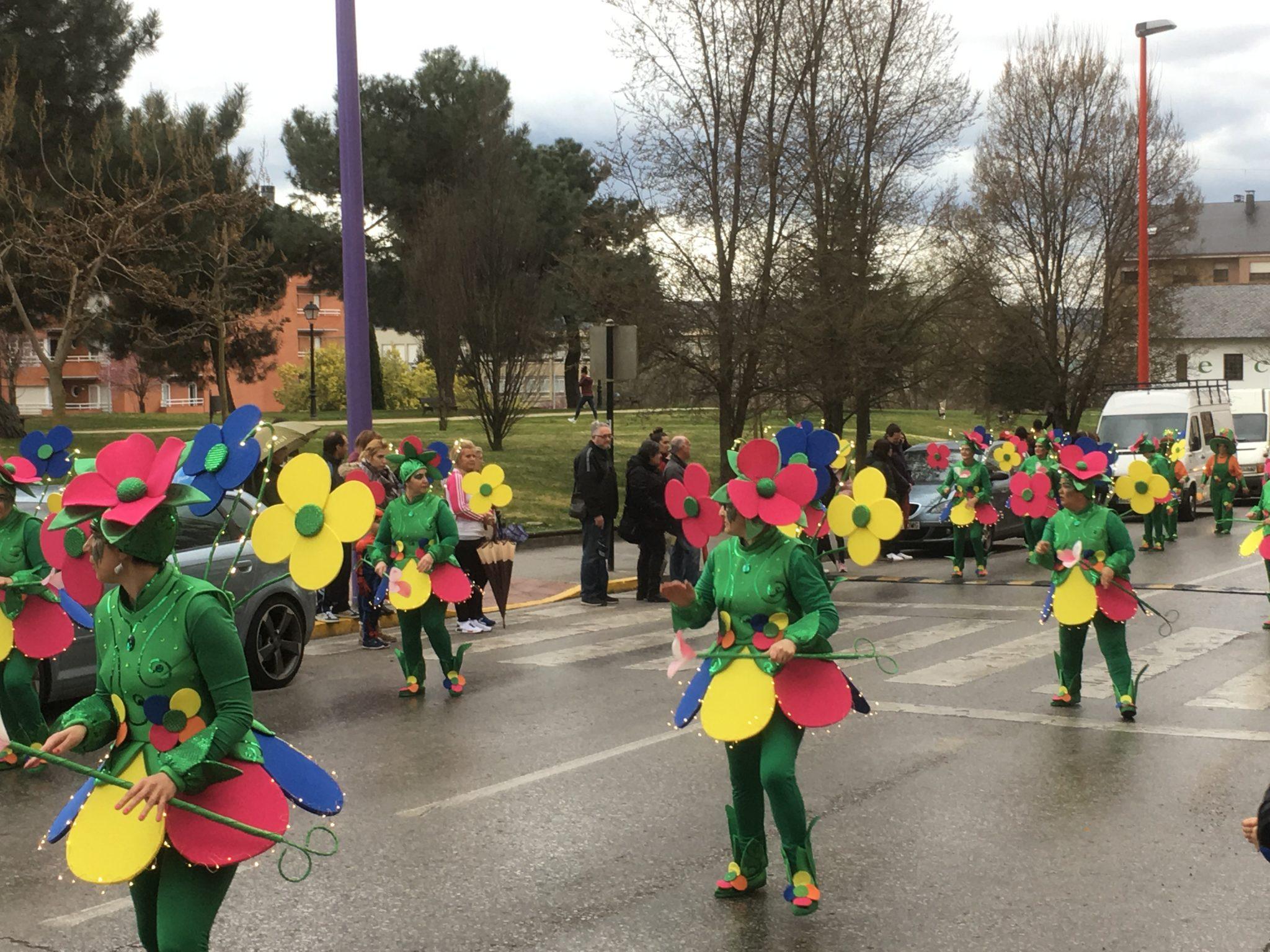 Álbum de fotos del martes de Carnaval 2019 en Ponferrada 53