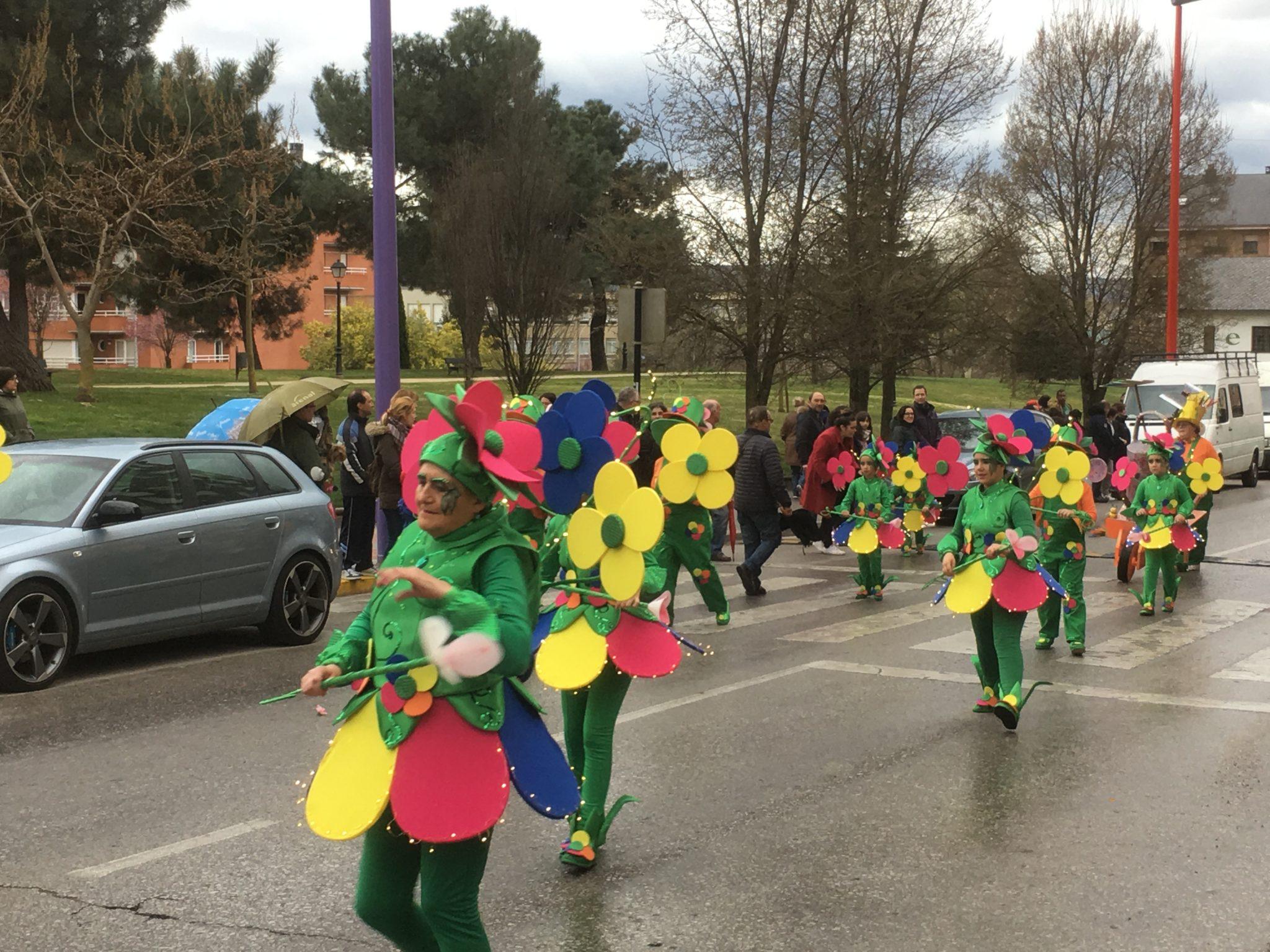 Álbum de fotos del martes de Carnaval 2019 en Ponferrada 52