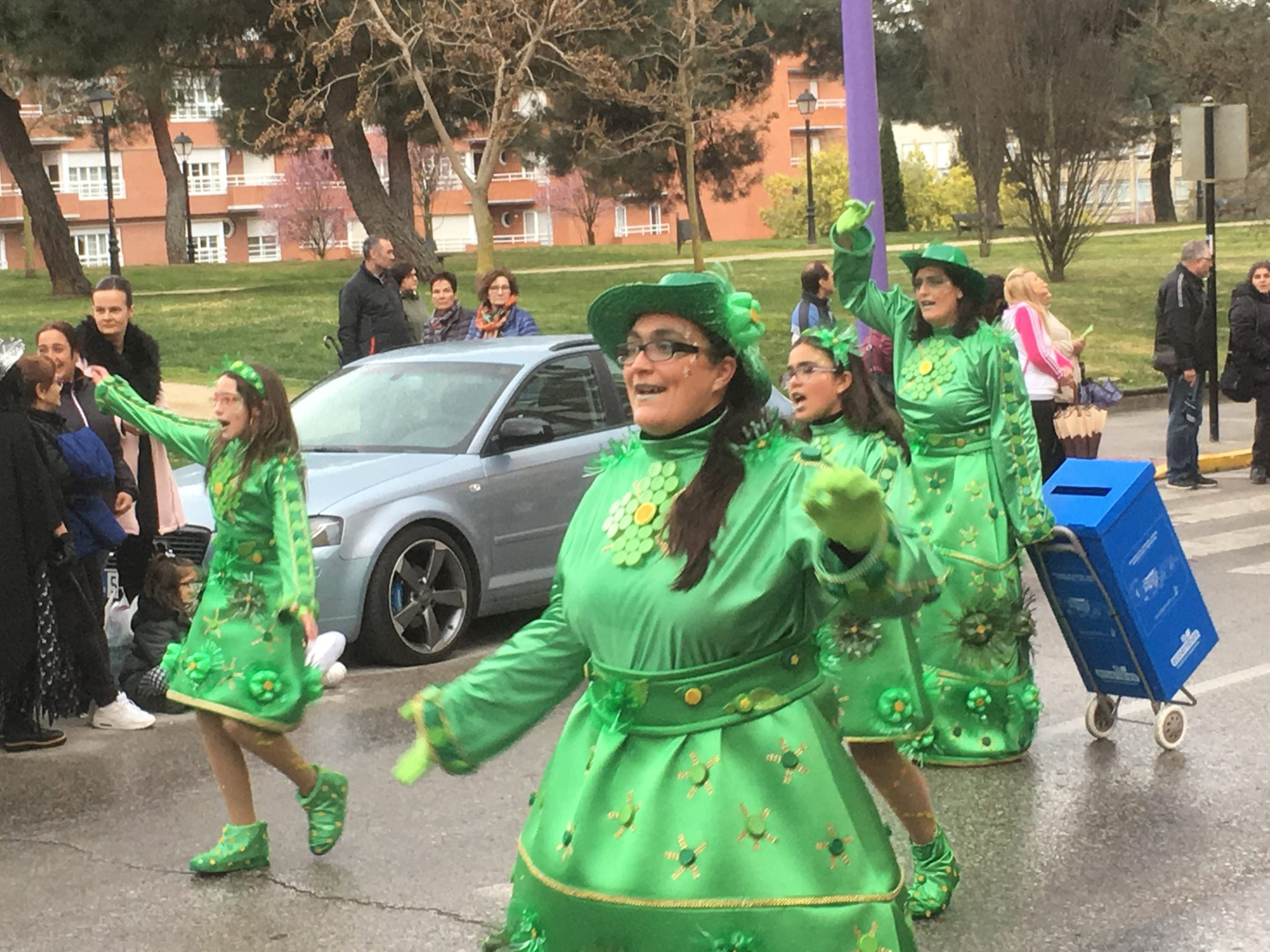 Álbum de fotos del martes de Carnaval 2019 en Ponferrada 49