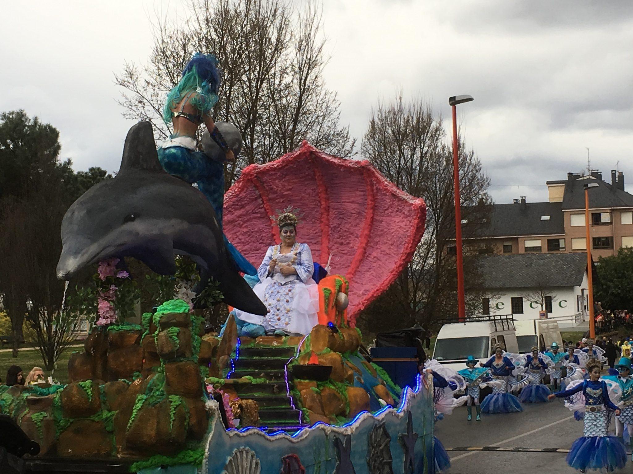 Álbum de fotos del martes de Carnaval 2019 en Ponferrada 48