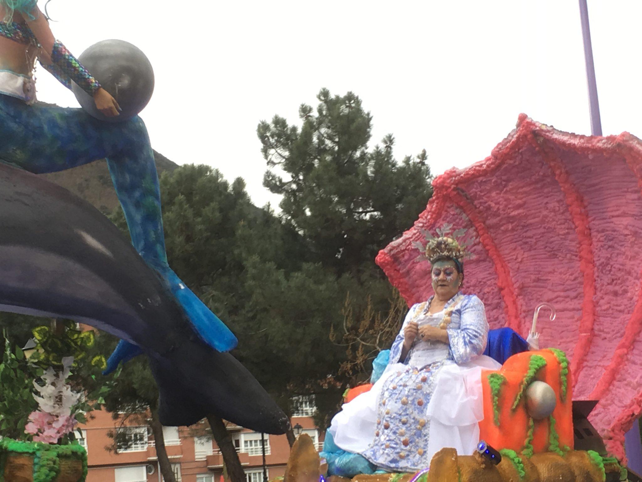 Álbum de fotos del martes de Carnaval 2019 en Ponferrada 47
