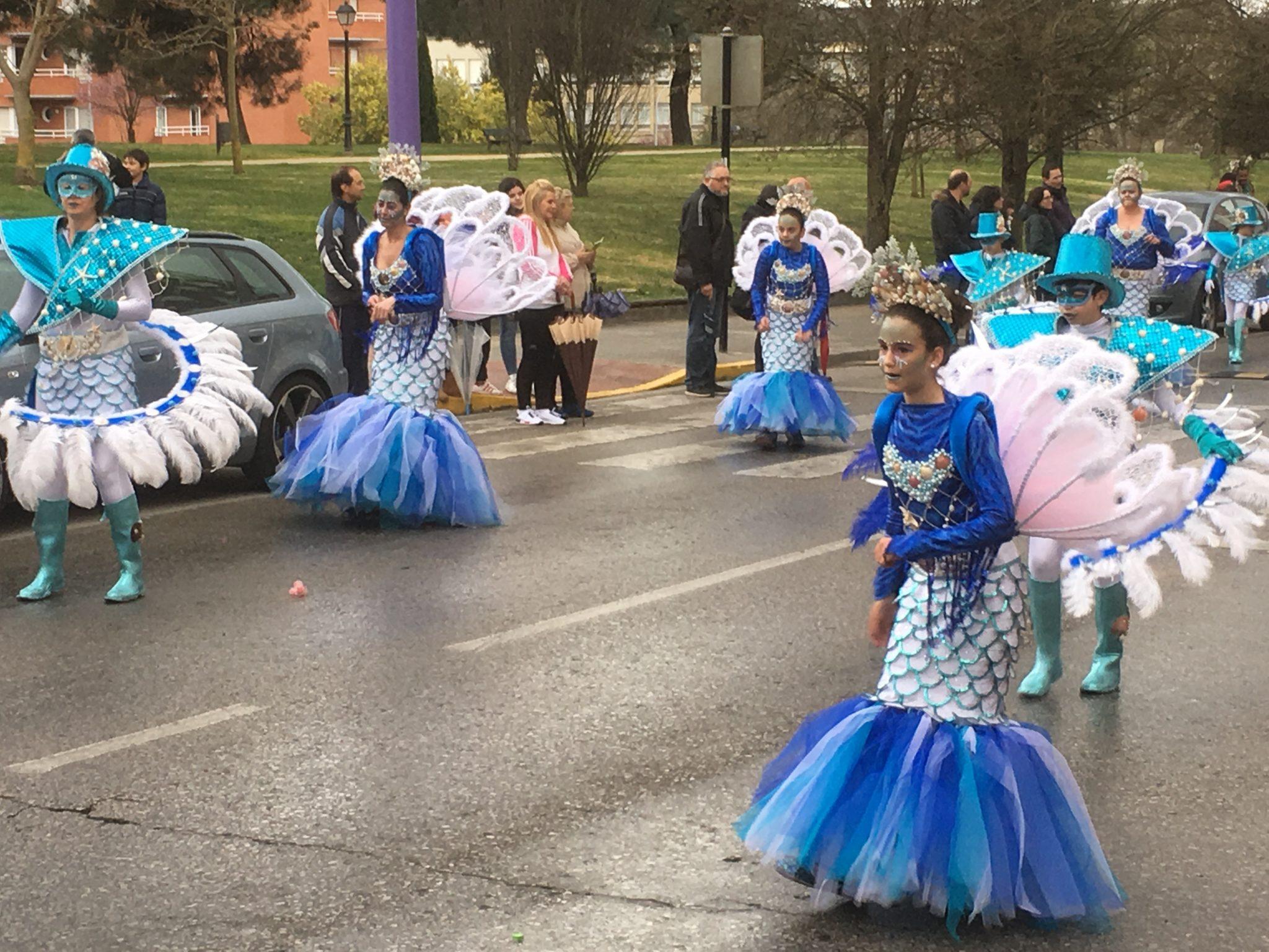 Álbum de fotos del martes de Carnaval 2019 en Ponferrada 46