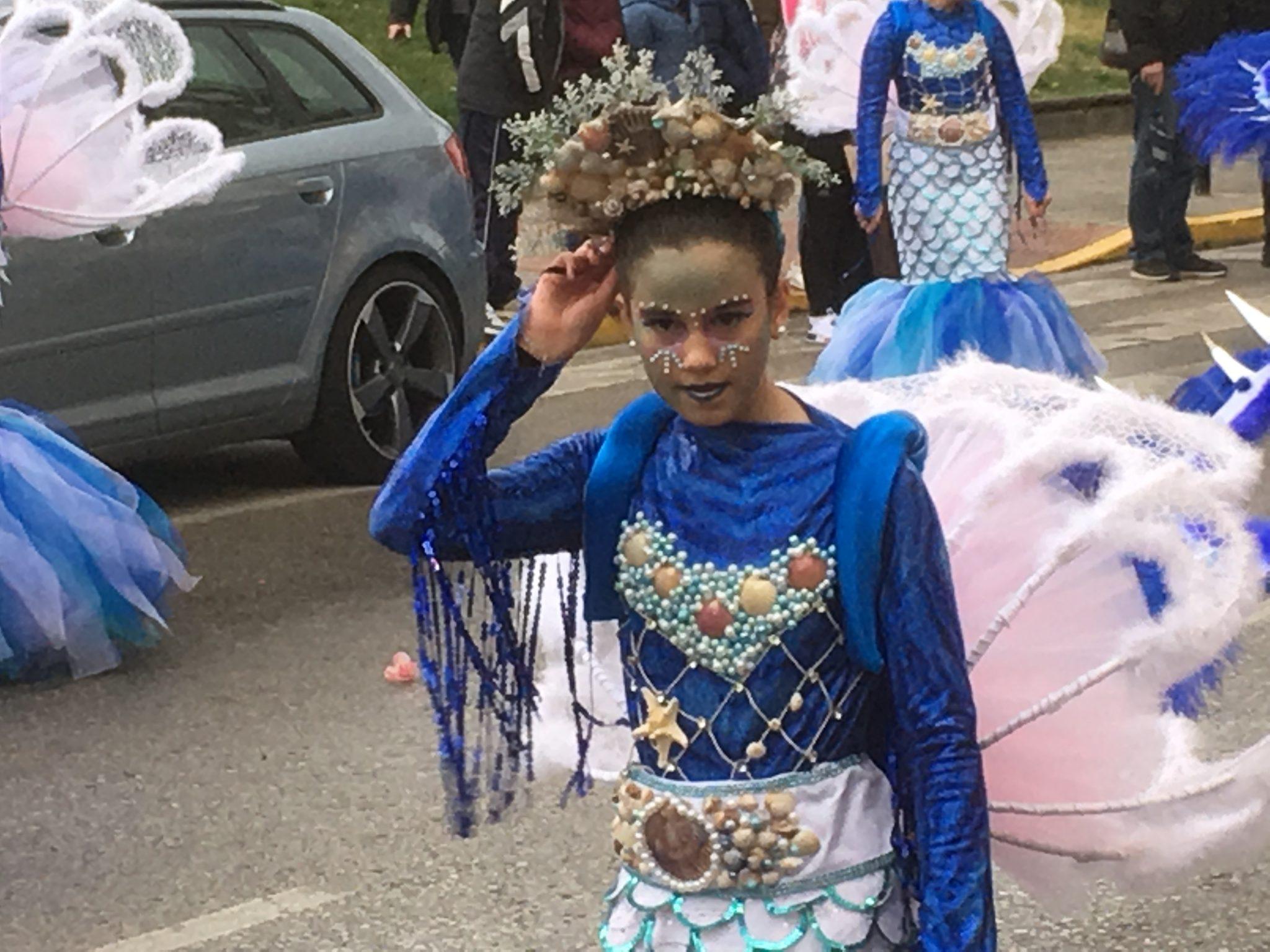 Álbum de fotos del martes de Carnaval 2019 en Ponferrada 45