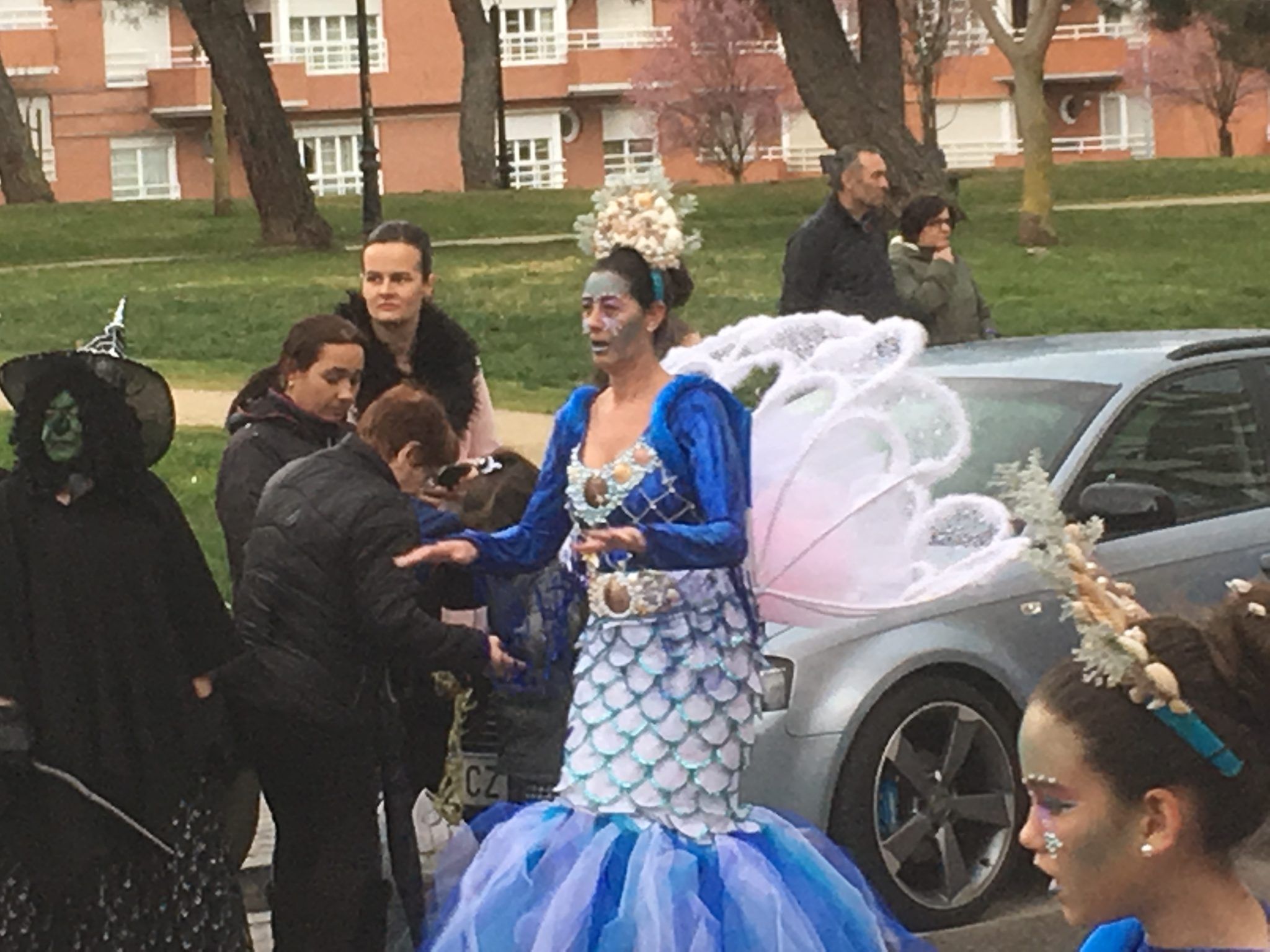 Álbum de fotos del martes de Carnaval 2019 en Ponferrada 43