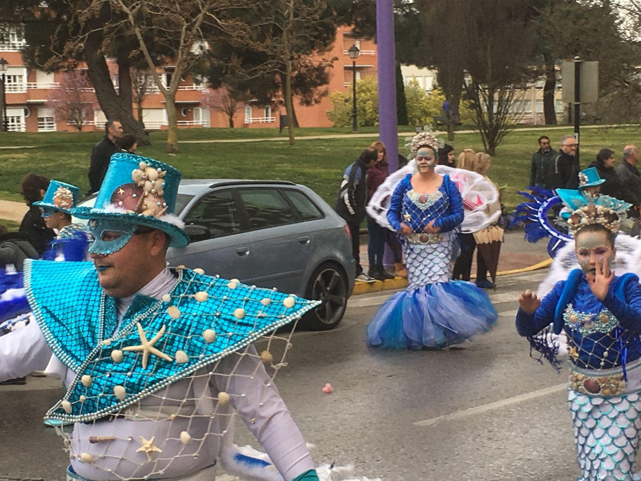 Álbum de fotos del martes de Carnaval 2019 en Ponferrada 41