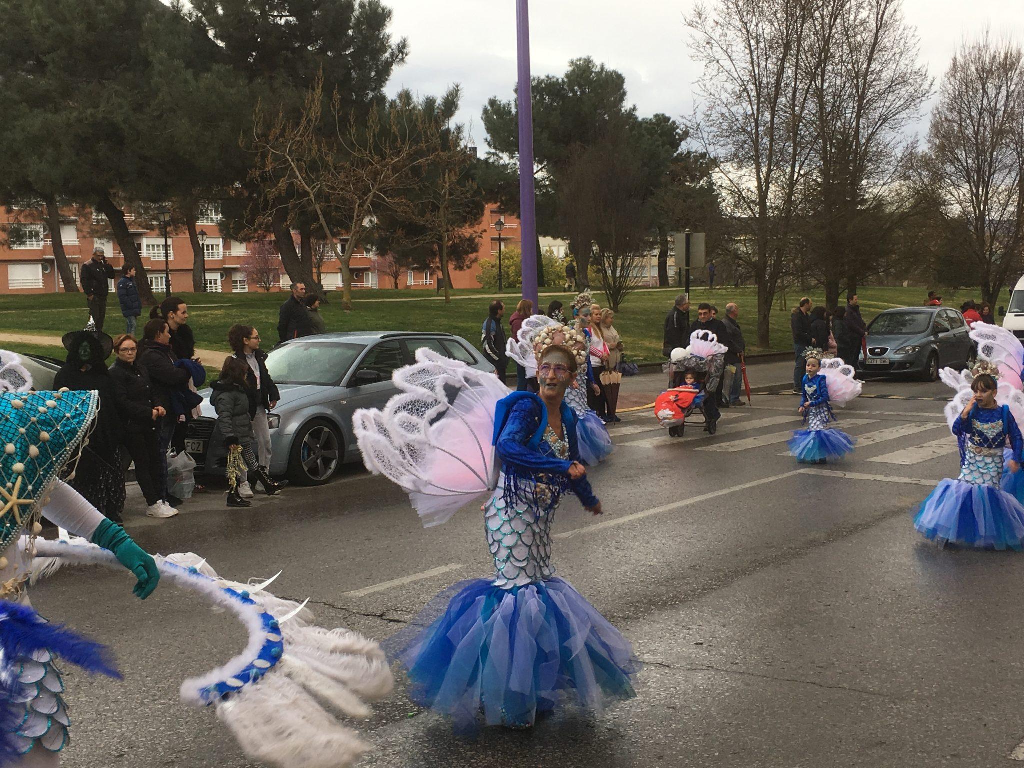 Álbum de fotos del martes de Carnaval 2019 en Ponferrada 39