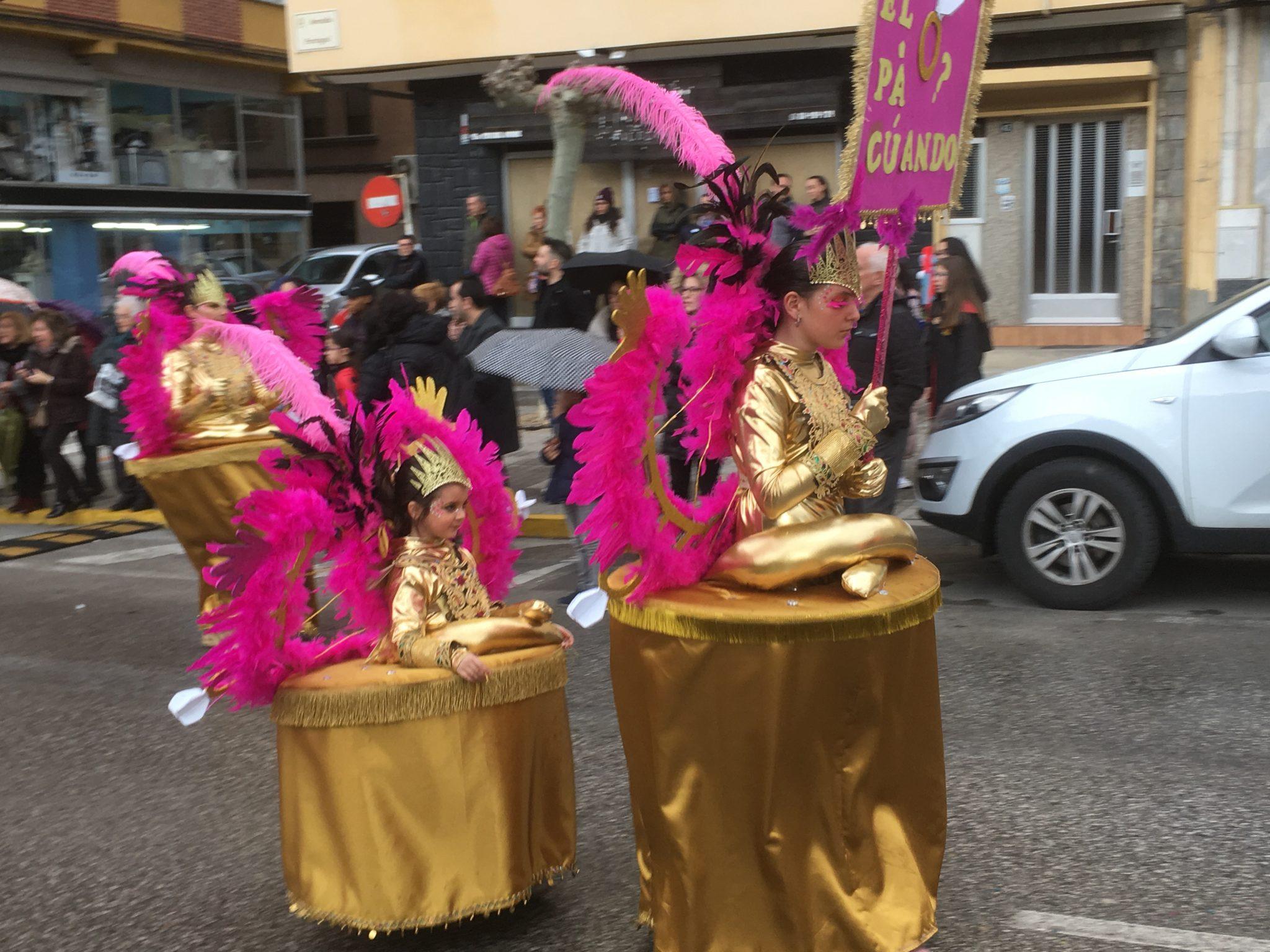 Álbum de fotos del martes de Carnaval 2019 en Ponferrada 32