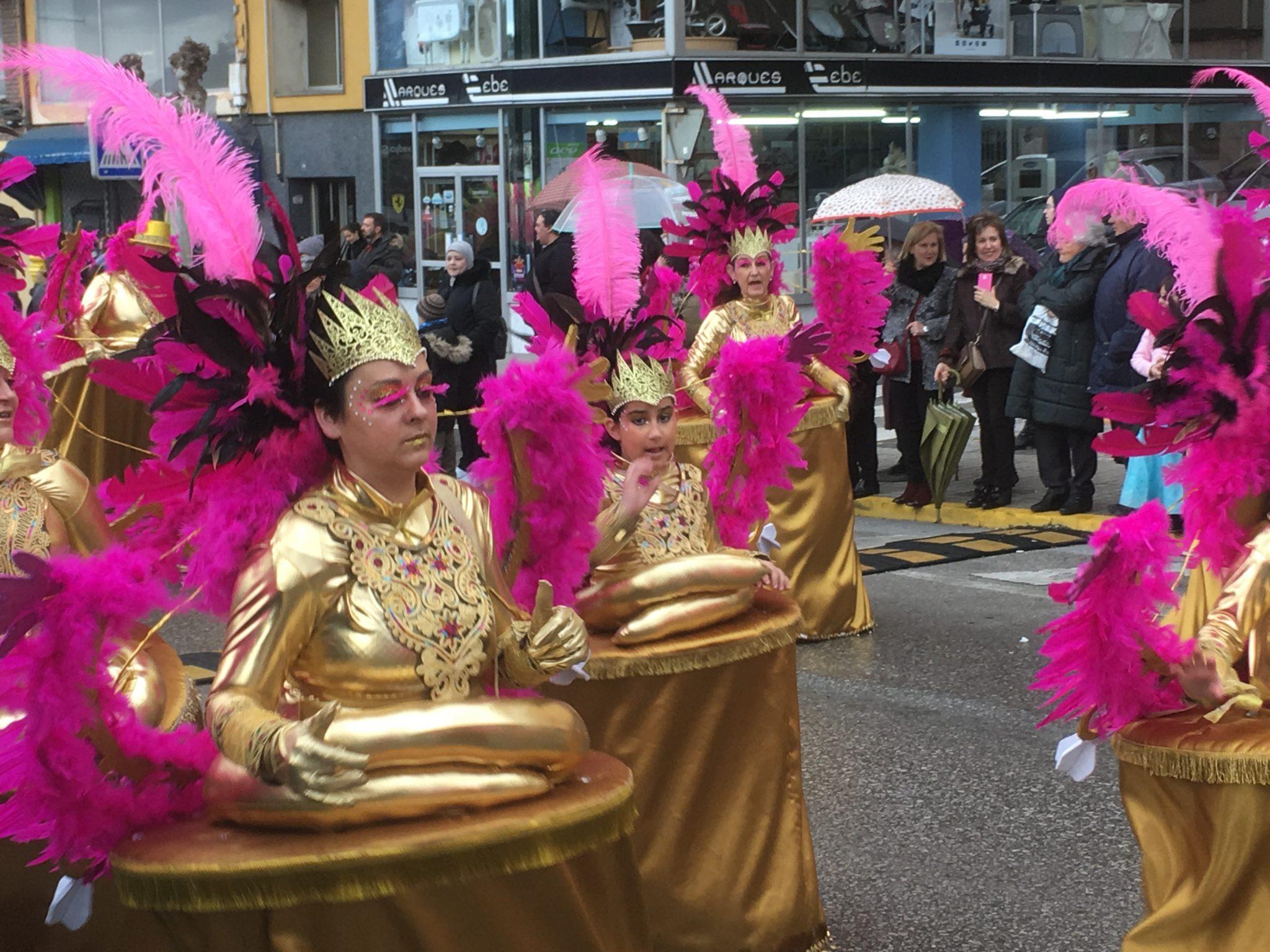 Álbum de fotos del martes de Carnaval 2019 en Ponferrada 31