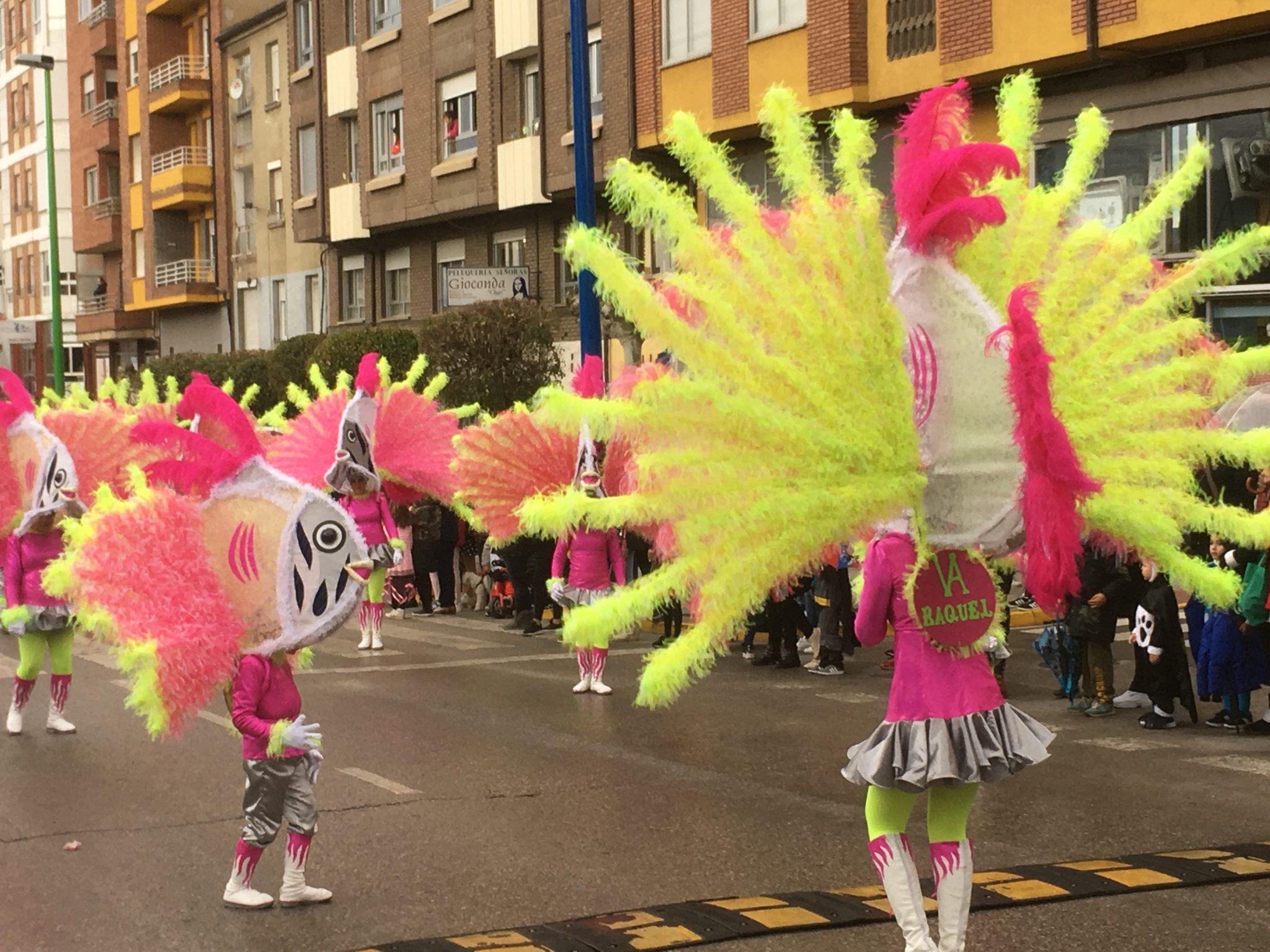 Álbum de fotos del martes de Carnaval 2019 en Ponferrada 29