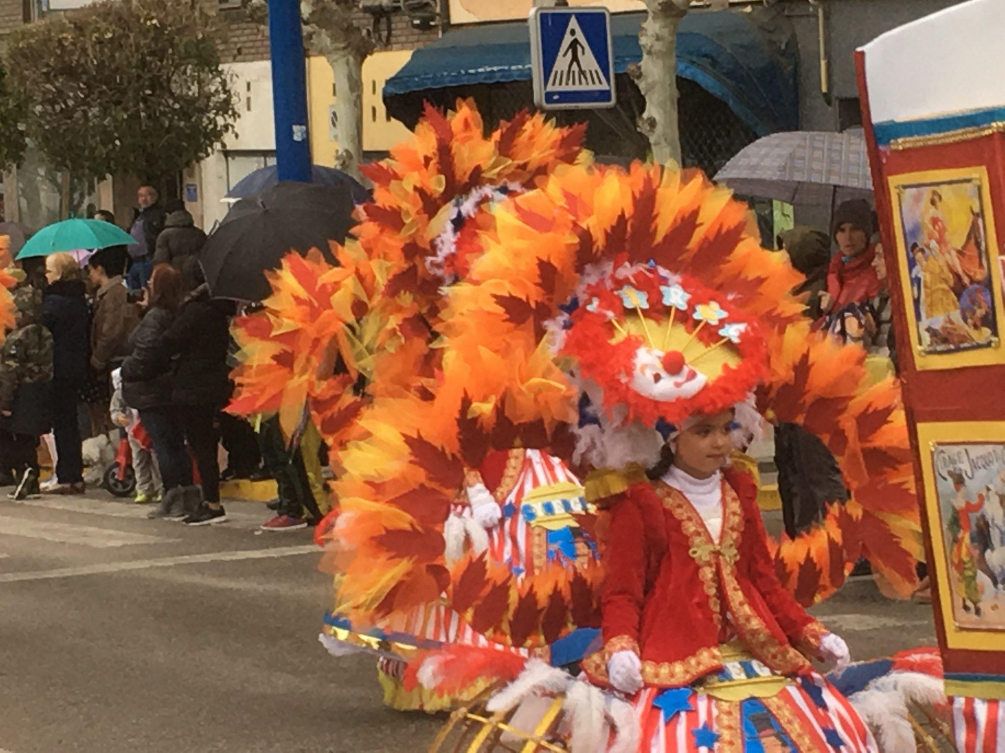 Álbum de fotos del martes de Carnaval 2019 en Ponferrada 22