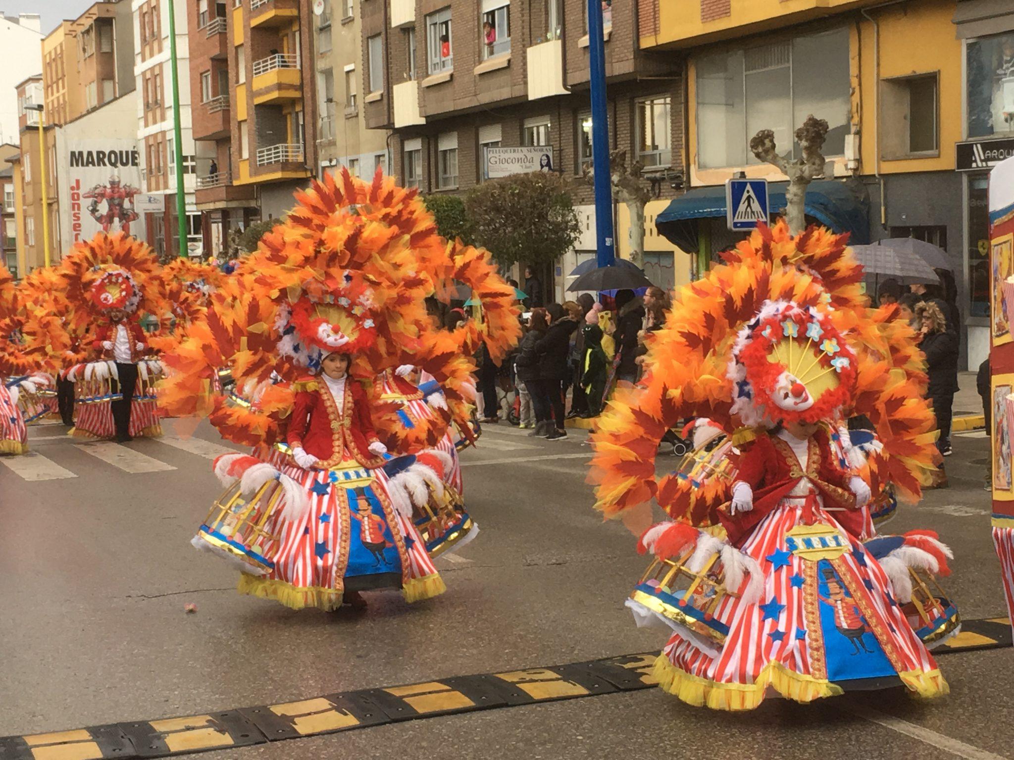 Álbum de fotos del martes de Carnaval 2019 en Ponferrada 21