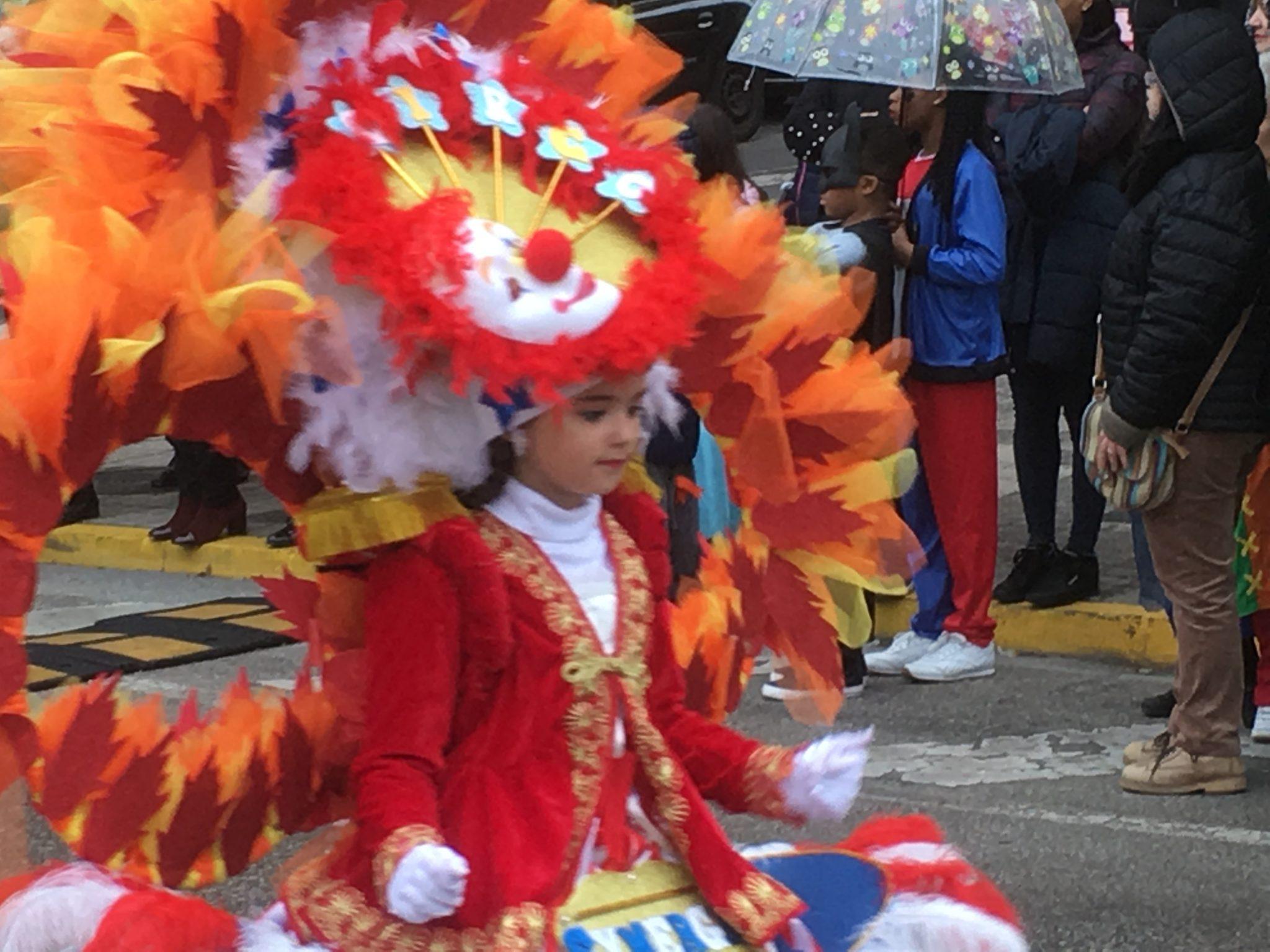 Álbum de fotos del martes de Carnaval 2019 en Ponferrada 20