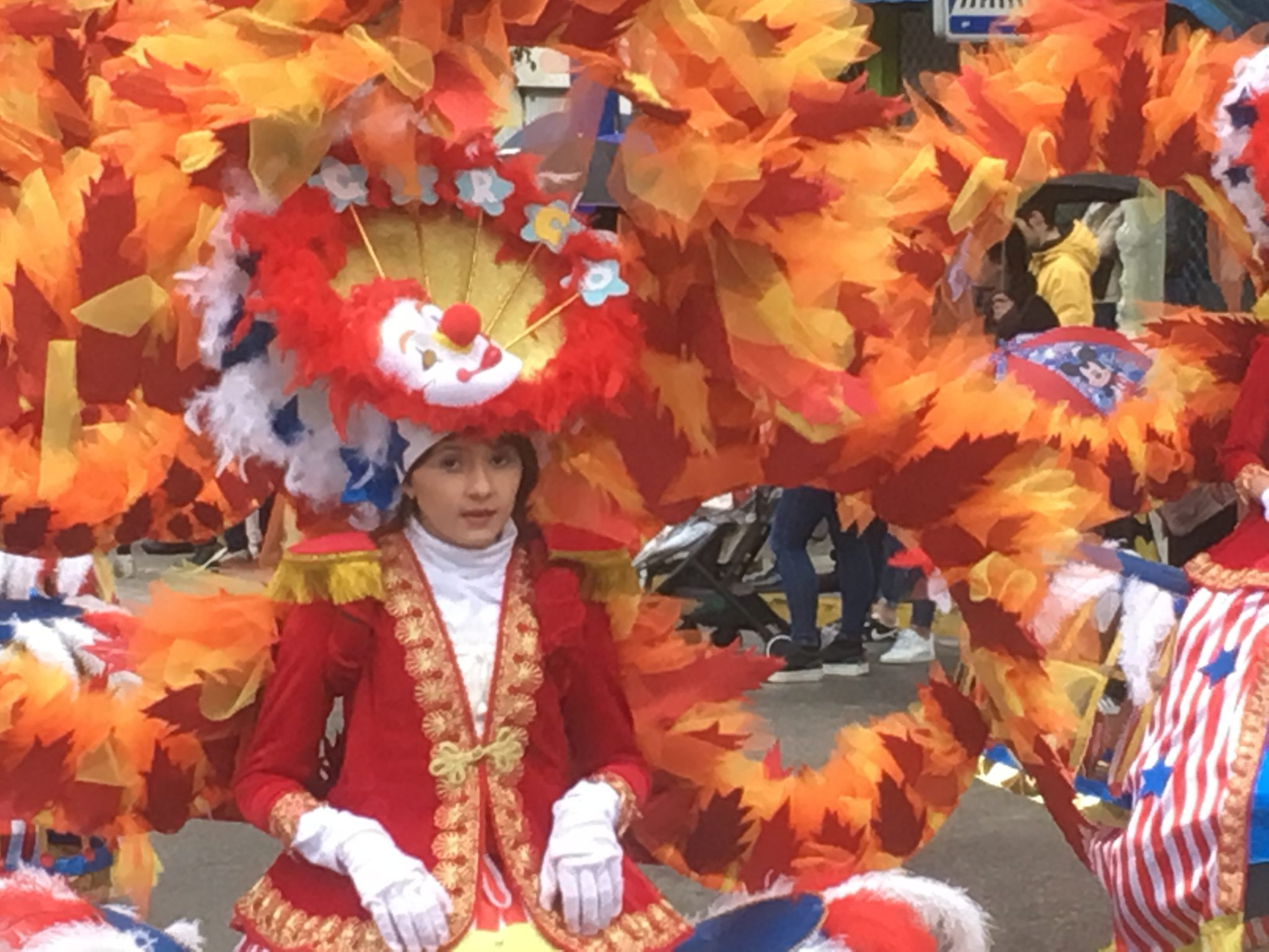 Álbum de fotos del martes de Carnaval 2019 en Ponferrada 19