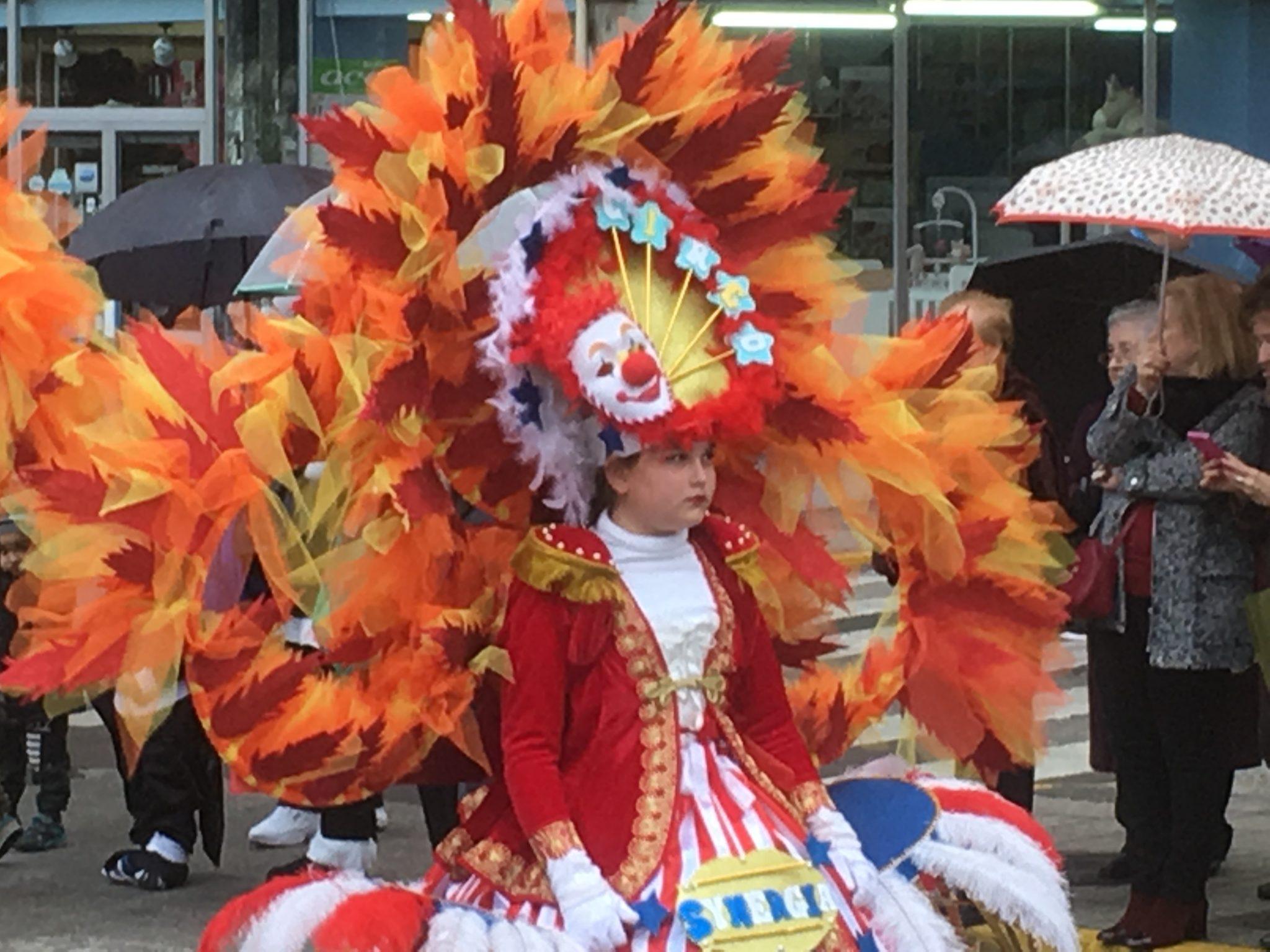 Álbum de fotos del martes de Carnaval 2019 en Ponferrada 17
