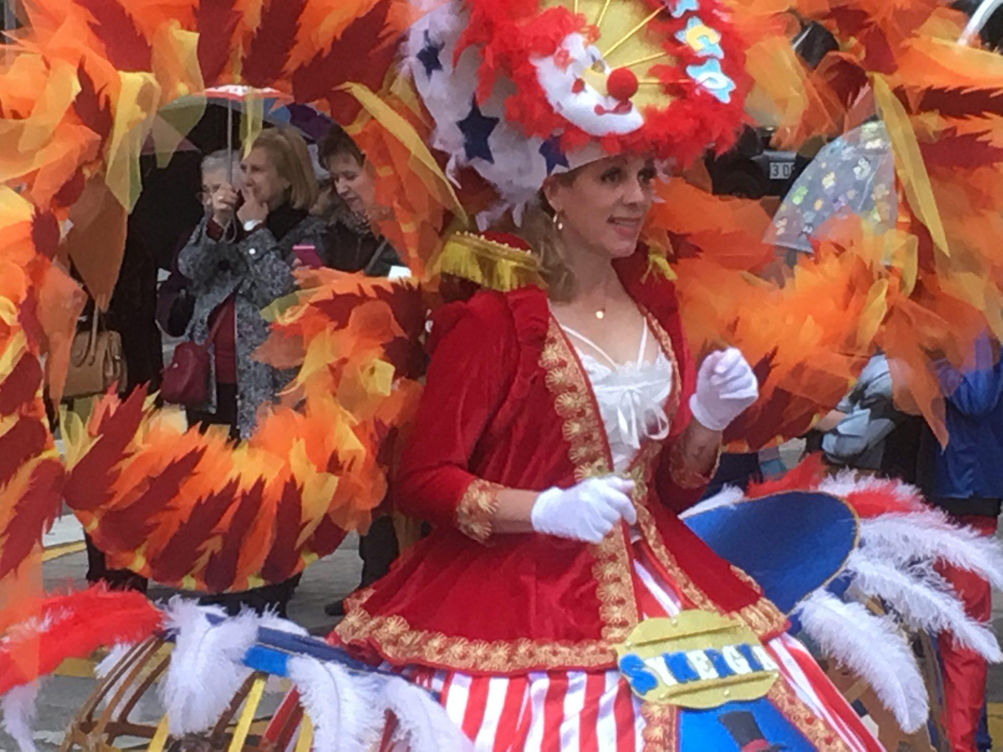 Álbum de fotos del martes de Carnaval 2019 en Ponferrada 15