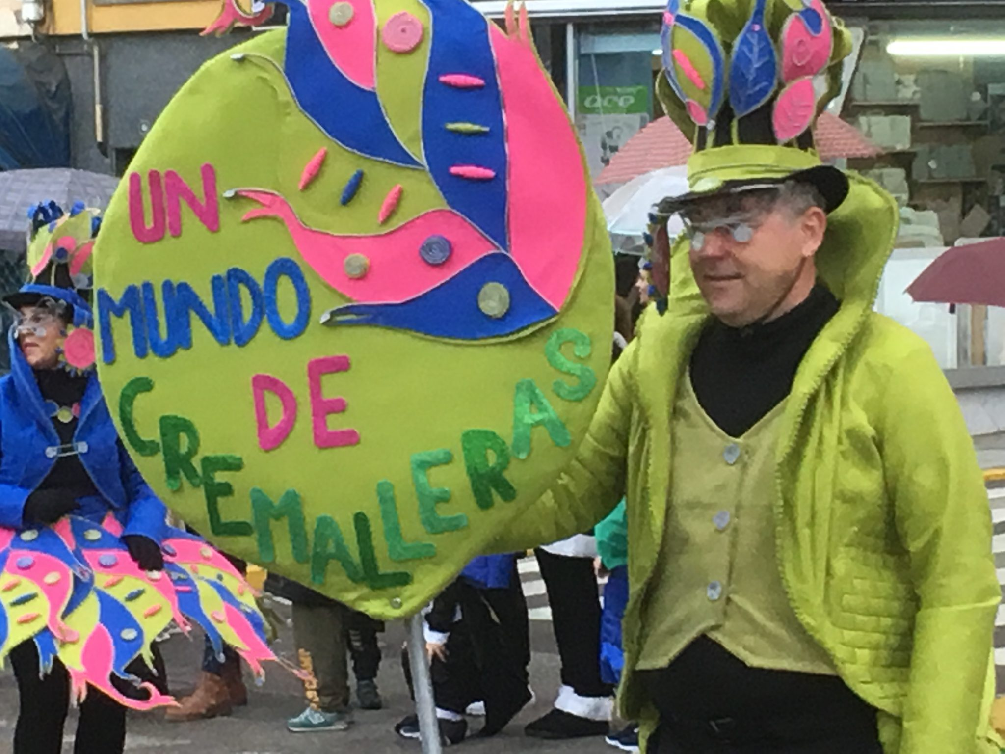 Álbum de fotos del martes de Carnaval 2019 en Ponferrada 12