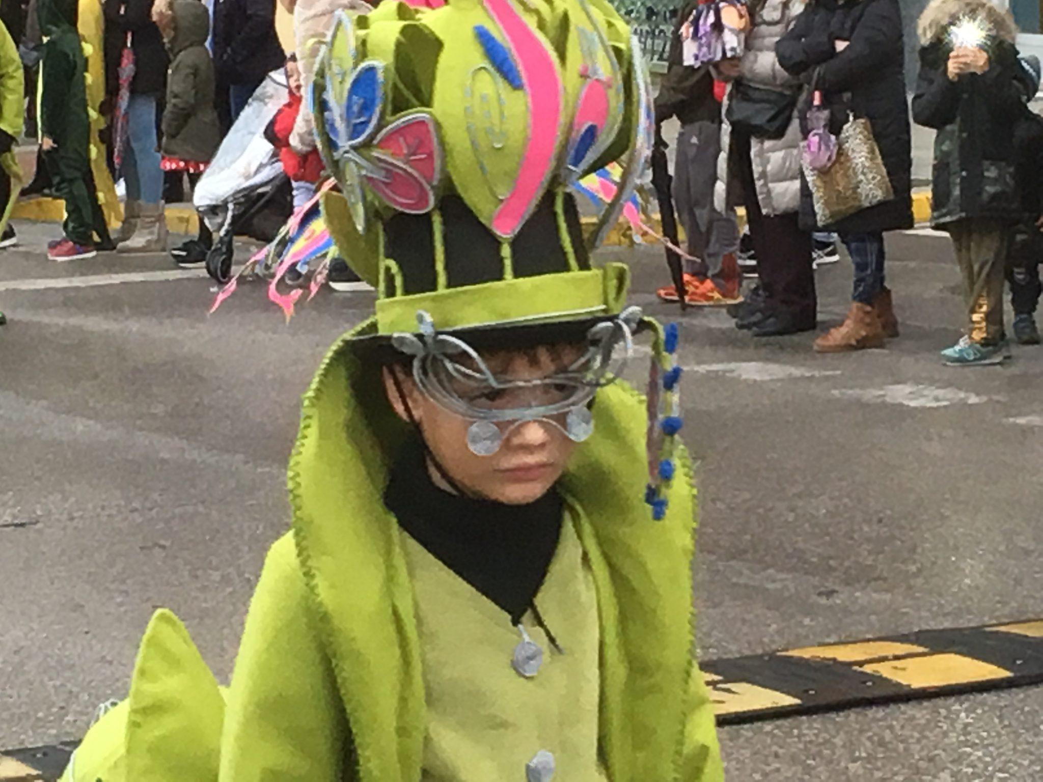 Álbum de fotos del martes de Carnaval 2019 en Ponferrada 11