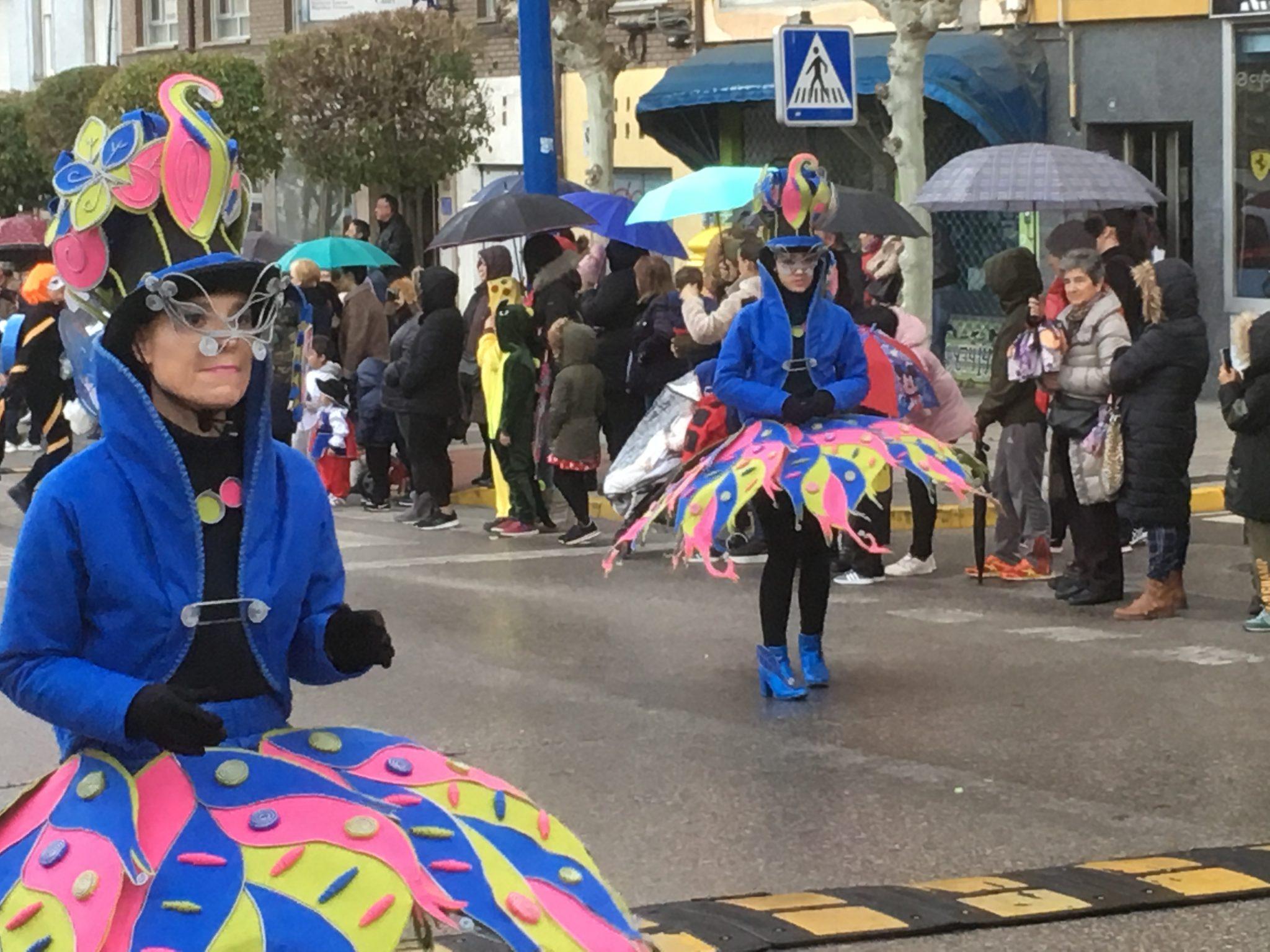 Álbum de fotos del martes de Carnaval 2019 en Ponferrada 10
