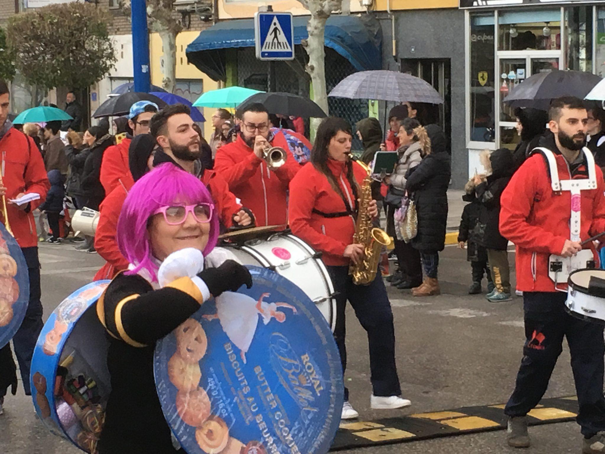 Álbum de fotos del martes de Carnaval 2019 en Ponferrada 9
