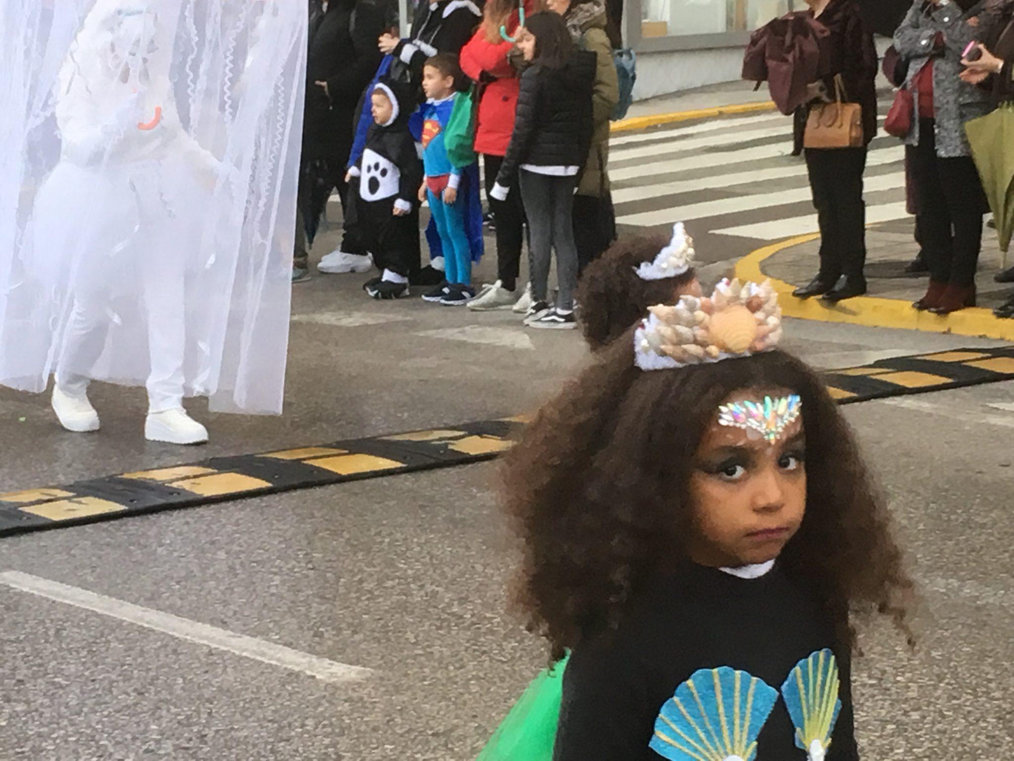 Álbum de fotos del martes de Carnaval 2019 en Ponferrada 8