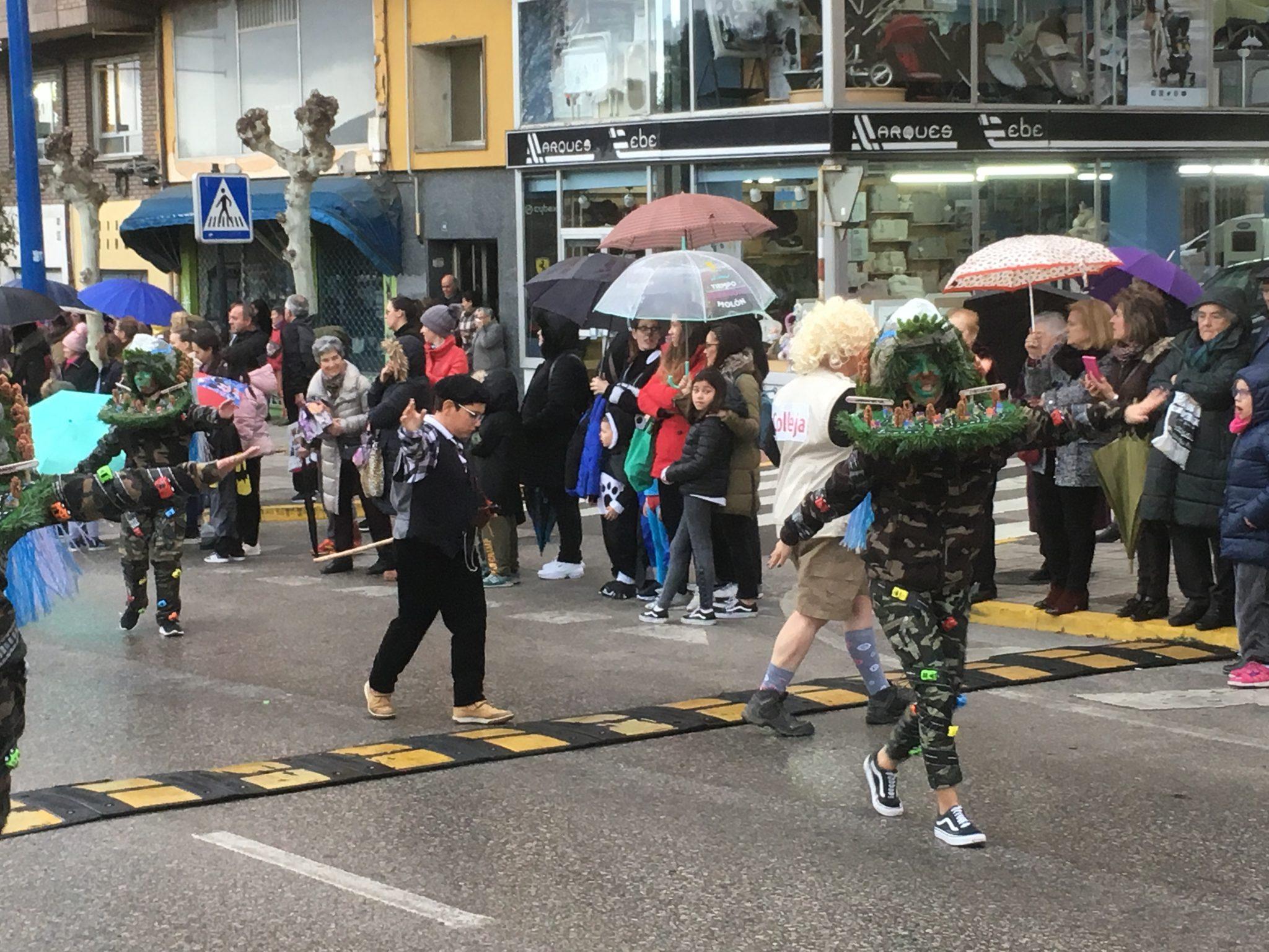Álbum de fotos del martes de Carnaval 2019 en Ponferrada 4