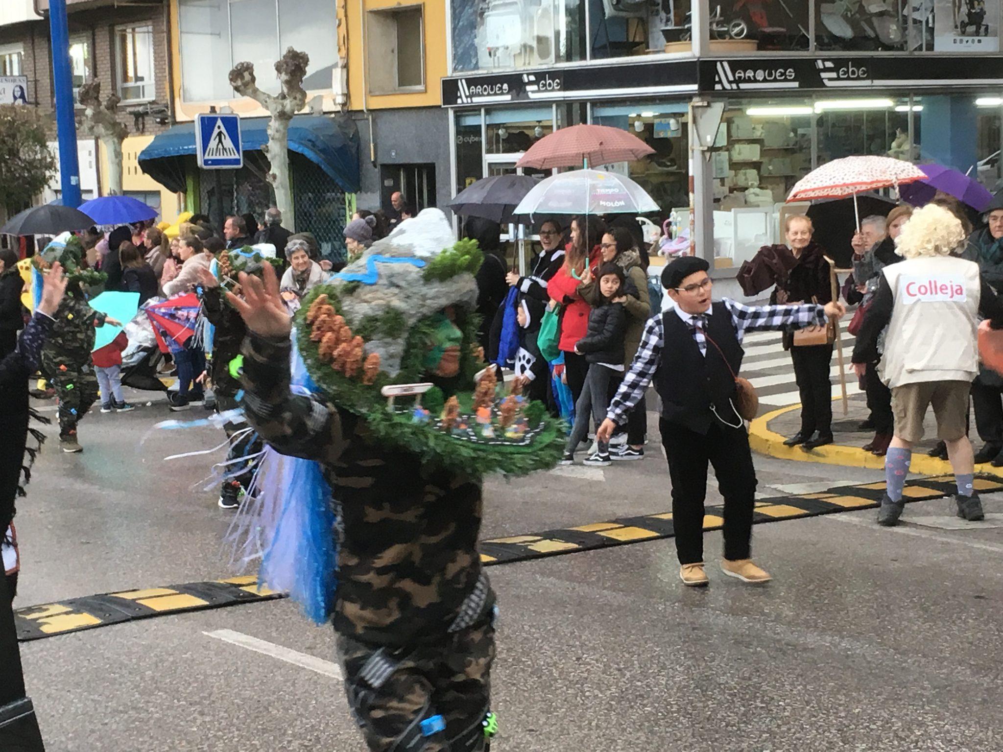 Álbum de fotos del martes de Carnaval 2019 en Ponferrada 3
