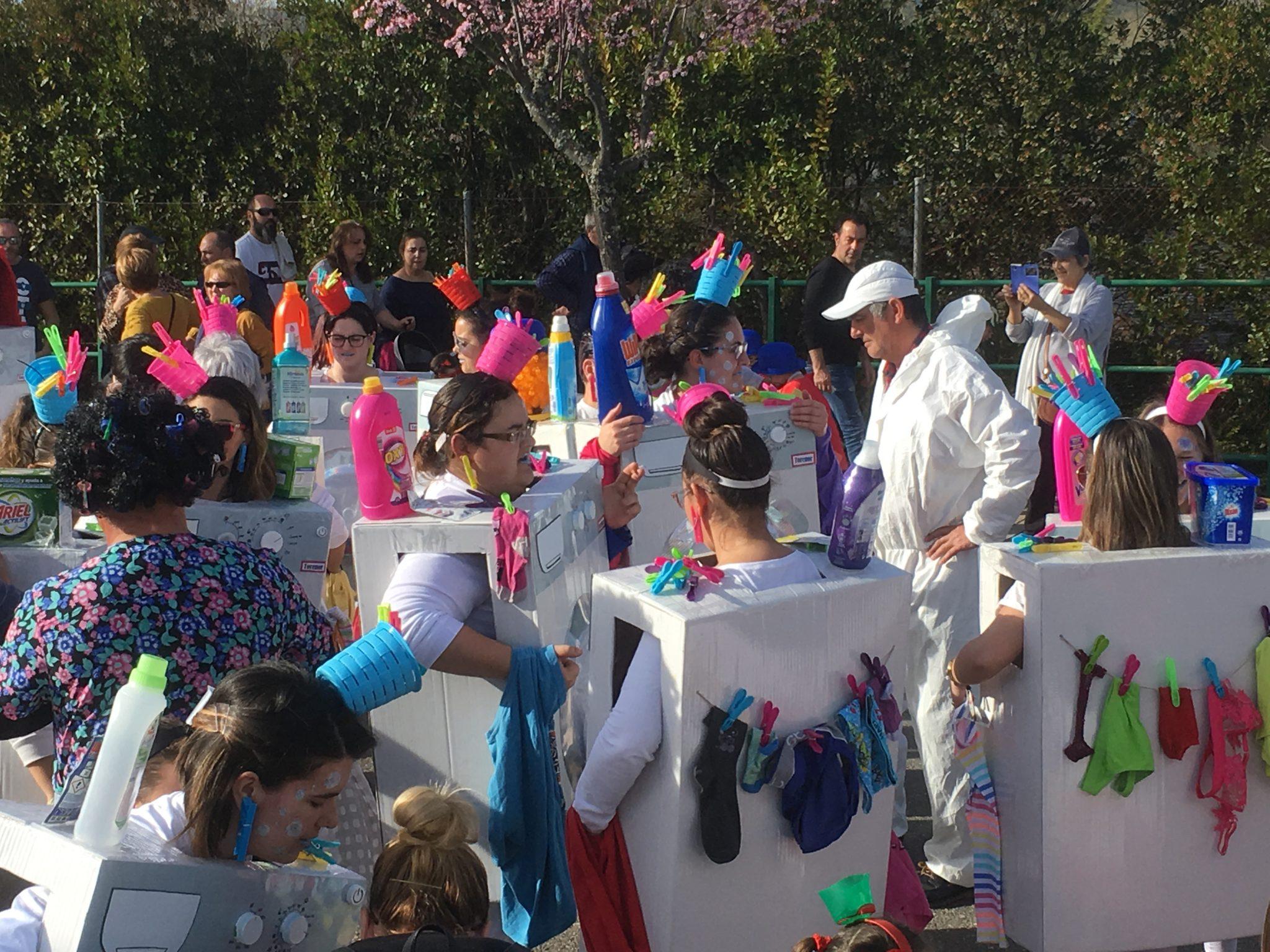 Desfile de Carnaval Cubillos del Sil 2019 - Álbum de fotos 55